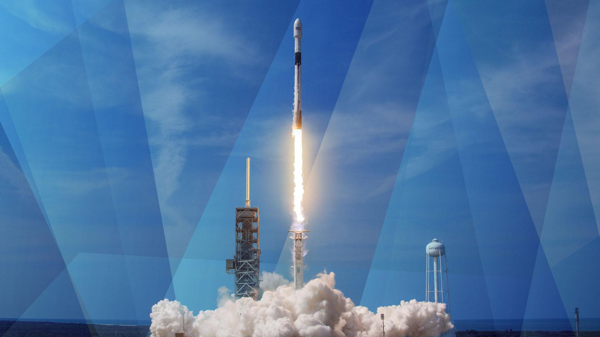 Weltraum, Raumfahrt, Spacex, Rakete, Spaceship, Raketenstart, Falcon