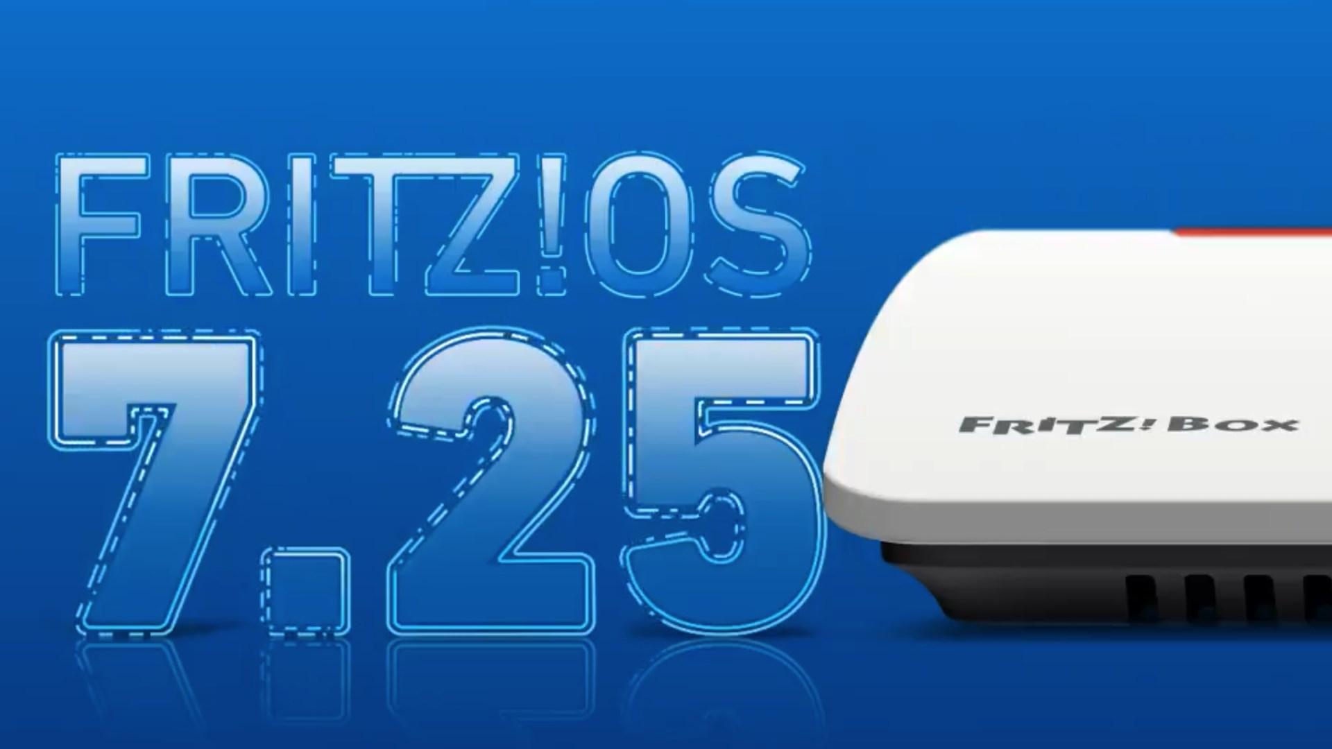 Router, Netzwerk, Avm, Fritzbox, FritzOS, Fritz, wlan-router, Mesh, FritzBox 7590, FritzOS 7.25