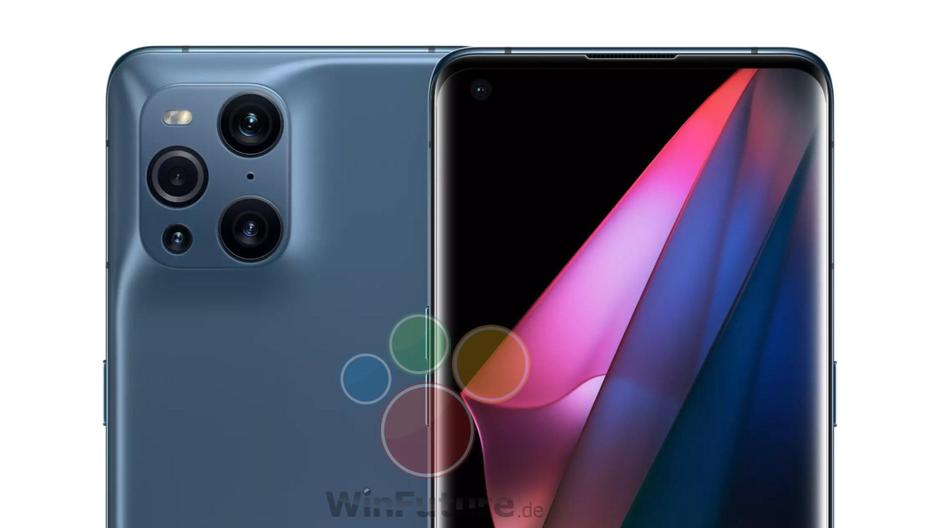 Smartphones, Kamera, Oppo, Quad-Kamera, Oppo Find X3 Pro