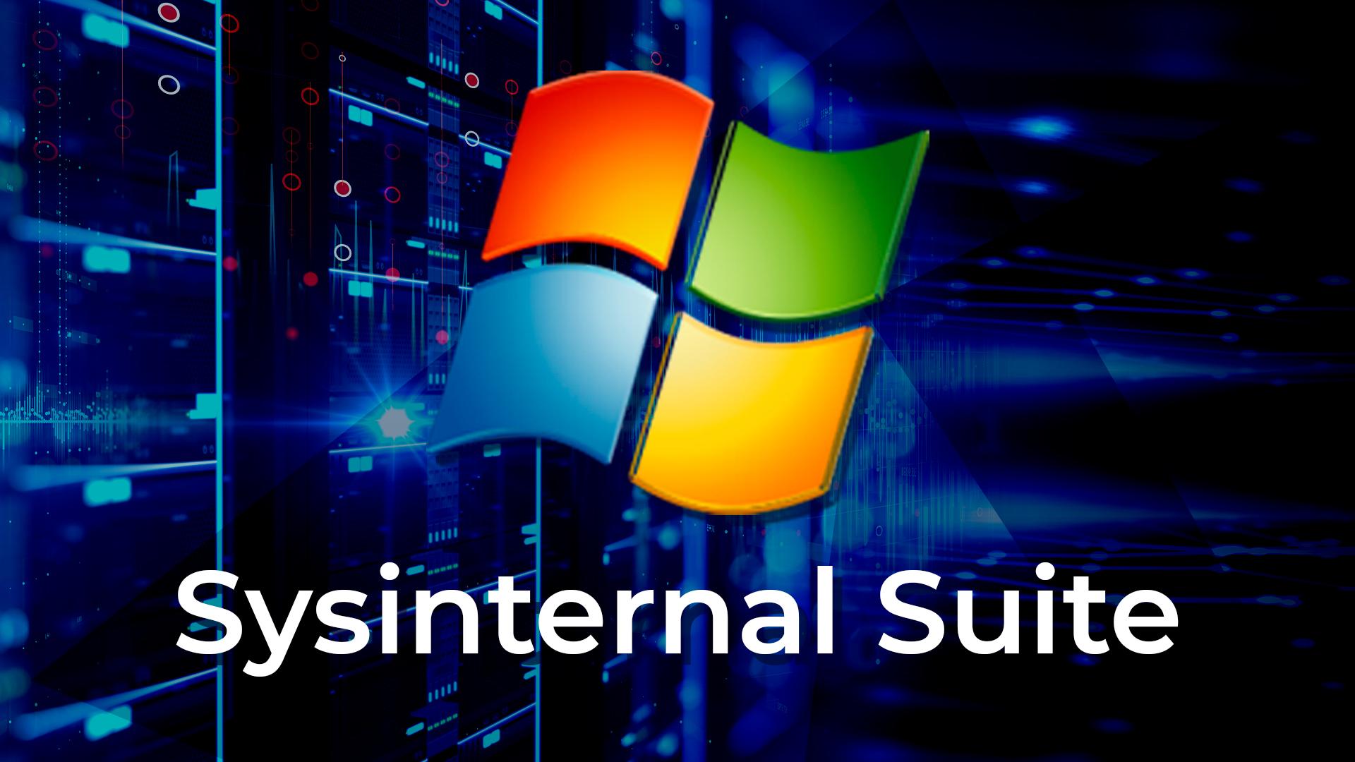 Systeminfo, Sysinternals, Systemanalyse, Windows Sysinternals, Sysinternal Suite