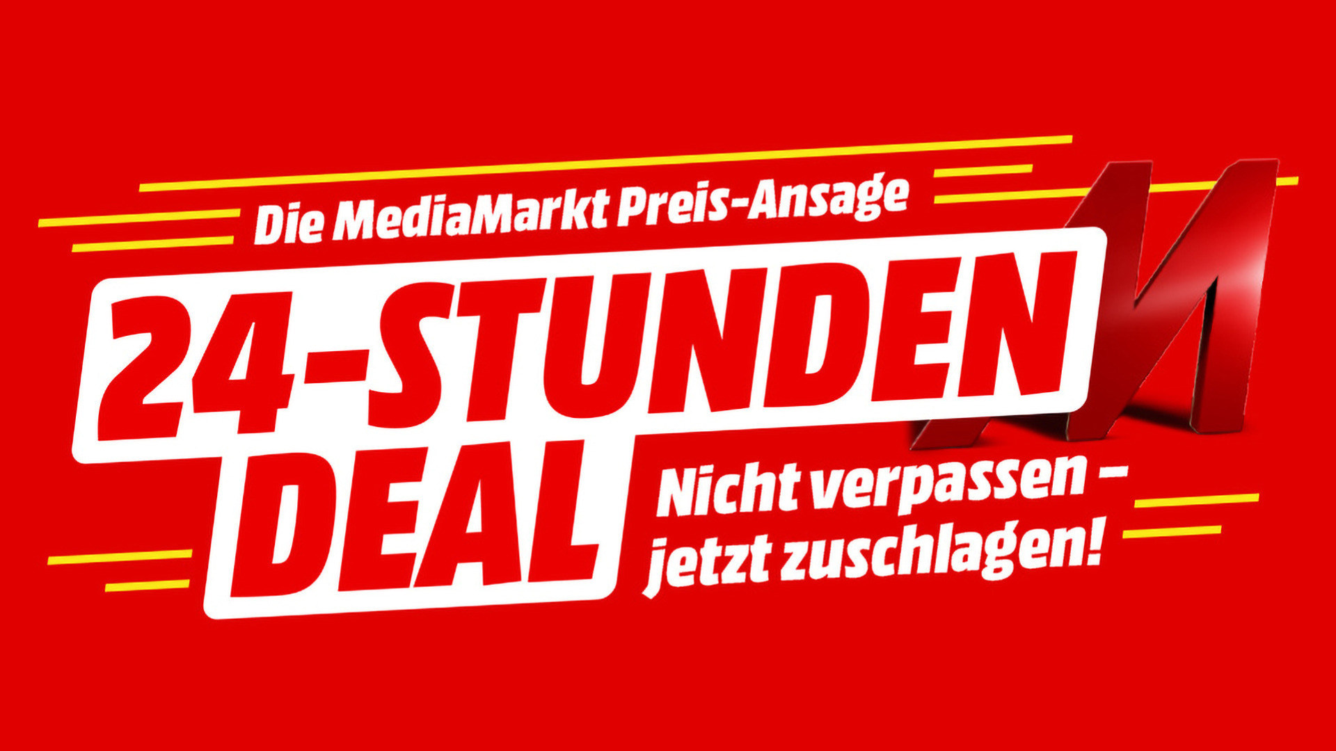 Schnäppchen, Sonderangebote, Rabattaktion, sale, Deals, Media Markt, shopping, Prospekte, 24-Stunden-Deals