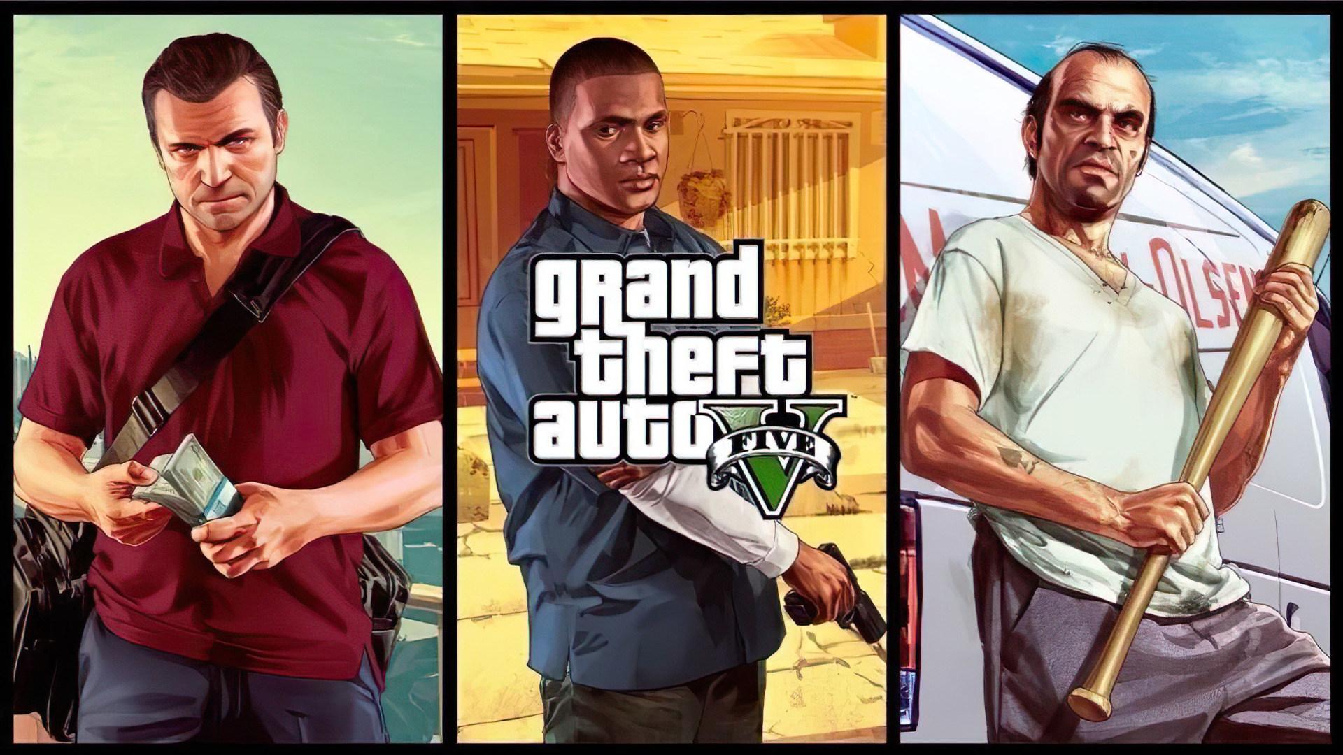 Rockstar Games, GTA 5, Grand Theft Auto 5, Gta V