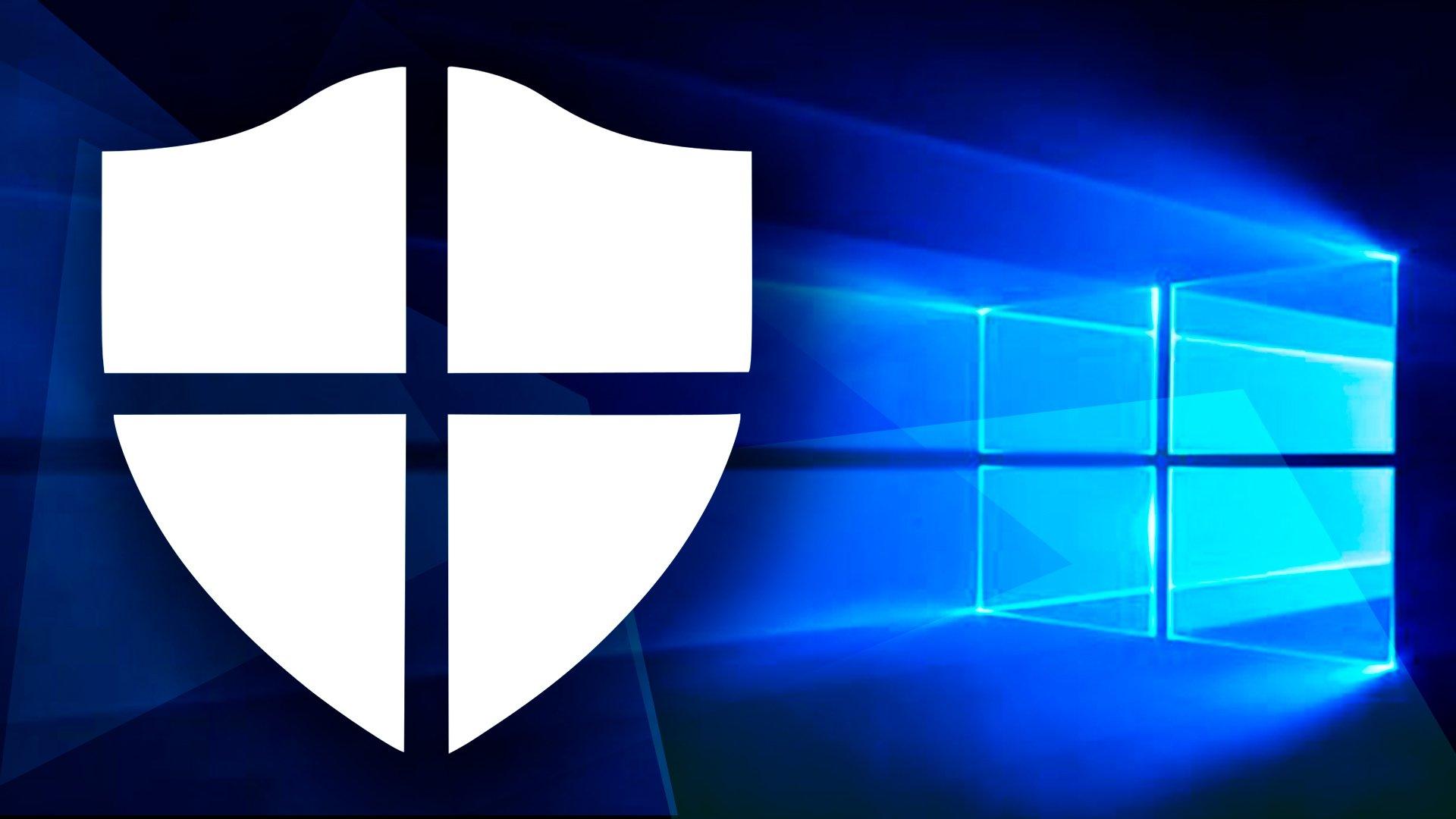 Sicherheit, Security, Schadsoftware, Antivirus, Cybersecurity, Anti-Virus, Windows Defender, Windows Logo, anti-malware, Antivirensoftware, Defender, Anti-Viren-Software, Windows Defender Advanced Threat Protection, Microsoft Defender, Windows Antivirus, Windows Defender Security Center, Windows Schild