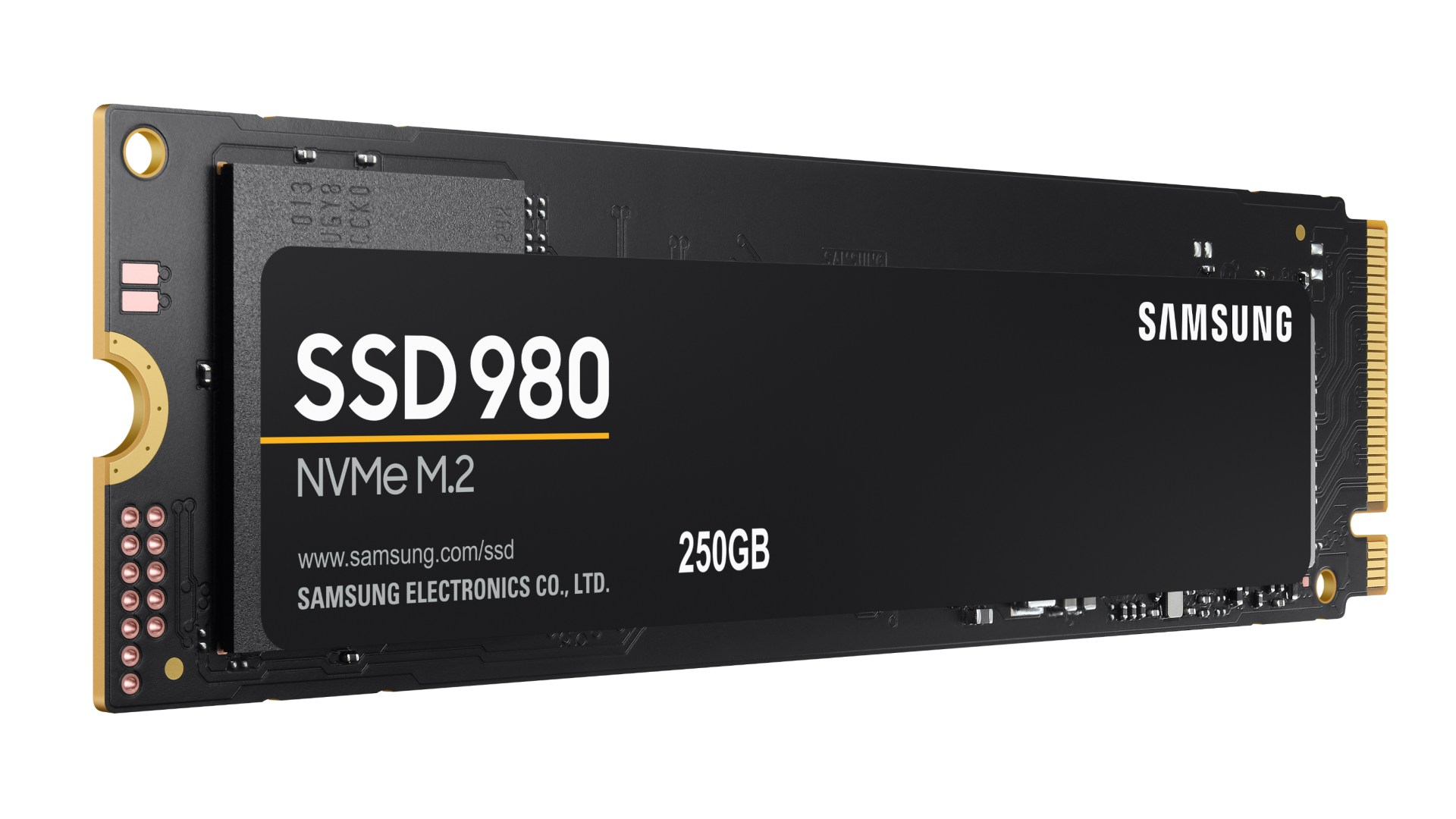 Samsung, Ssd, Solid State Drive, M.2, NVMe, V-Nand, MLC, PCIe 3.0 x4, Samsung SSD 980, Samsung 980 SSD, DRAM-less, DRAM-Cache