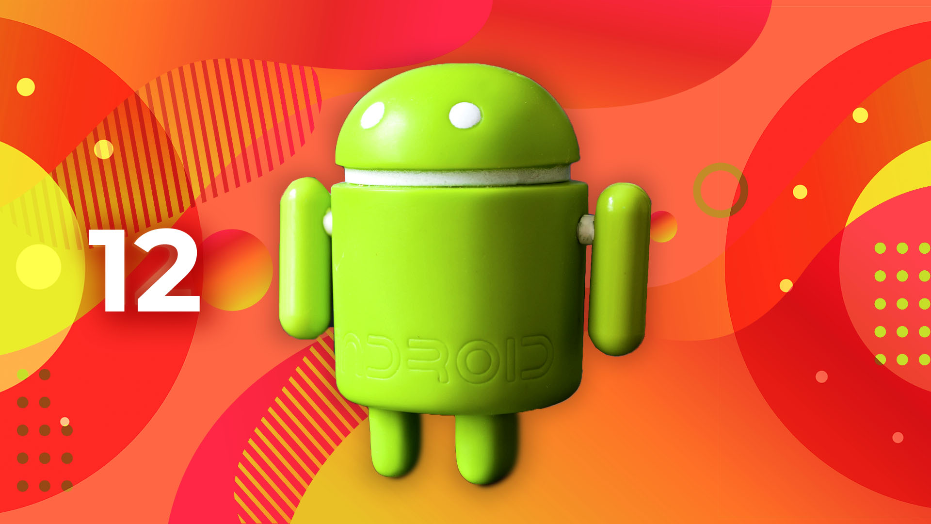 Android, Google Android, Android Logo, Bugdroid, Android Figur, Android Männchen, Android 12, Google Android 12