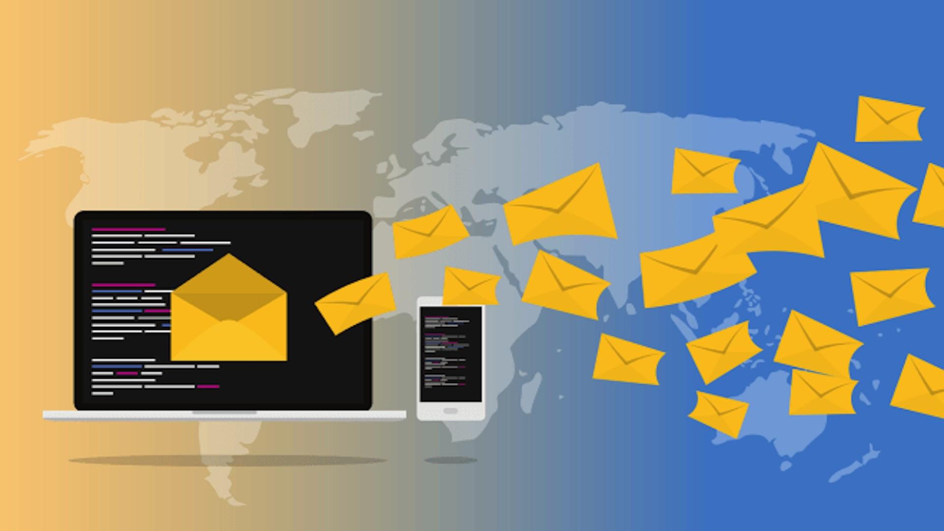 E-Mail, Spam, Nachrichten, email, mailing