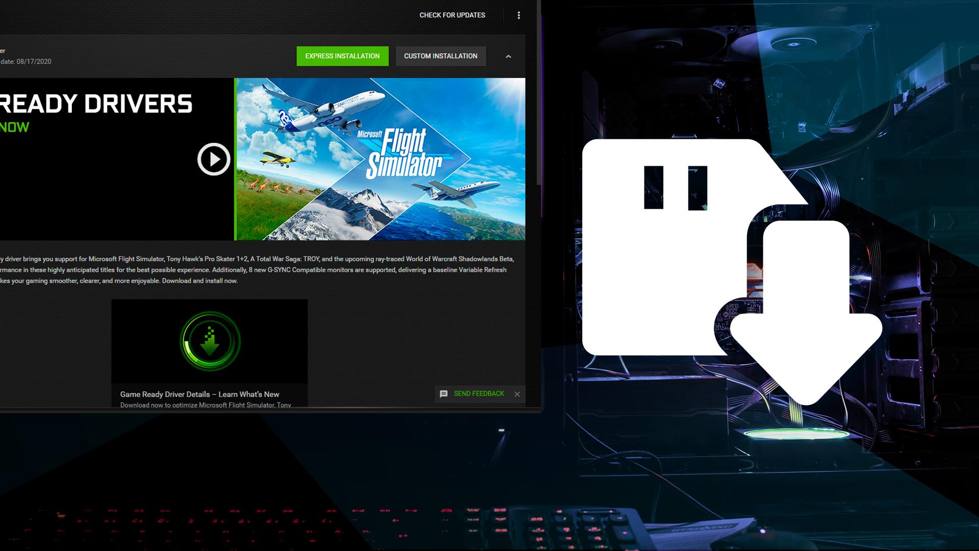 Gaming, Download, Nvidia, Grafikkarte, Treiber, Nvidia Geforce, Driver, Nvidia Treiber, nvidia download, Grafik-Treiber