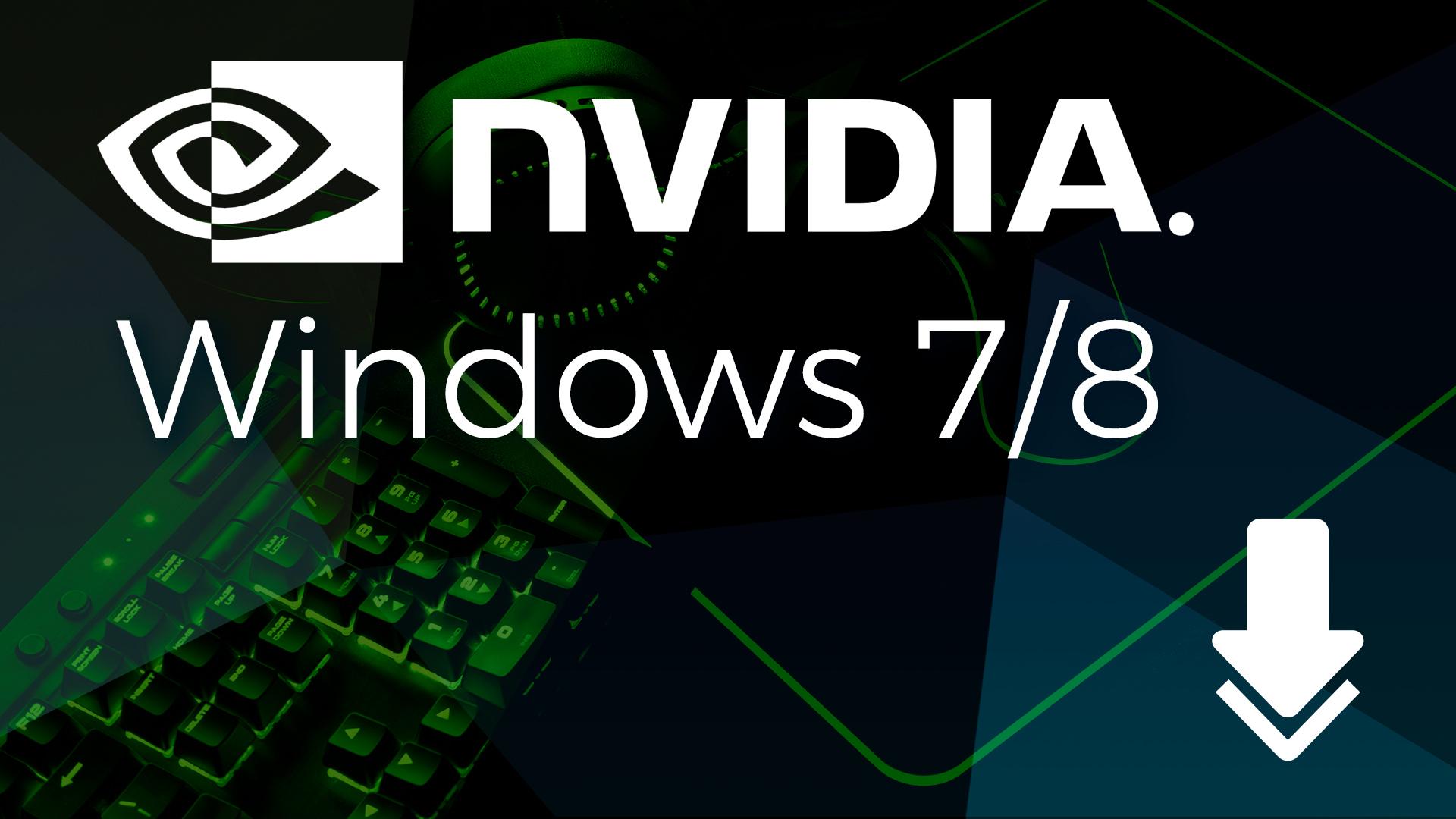 Gaming, Windows 8, Windows 7, Nvidia, Grafikkarte, Treiber, Nvidia Geforce, Driver, Nvidia Treiber, nvidia download, Grafik-Treiber, Windows 7/8