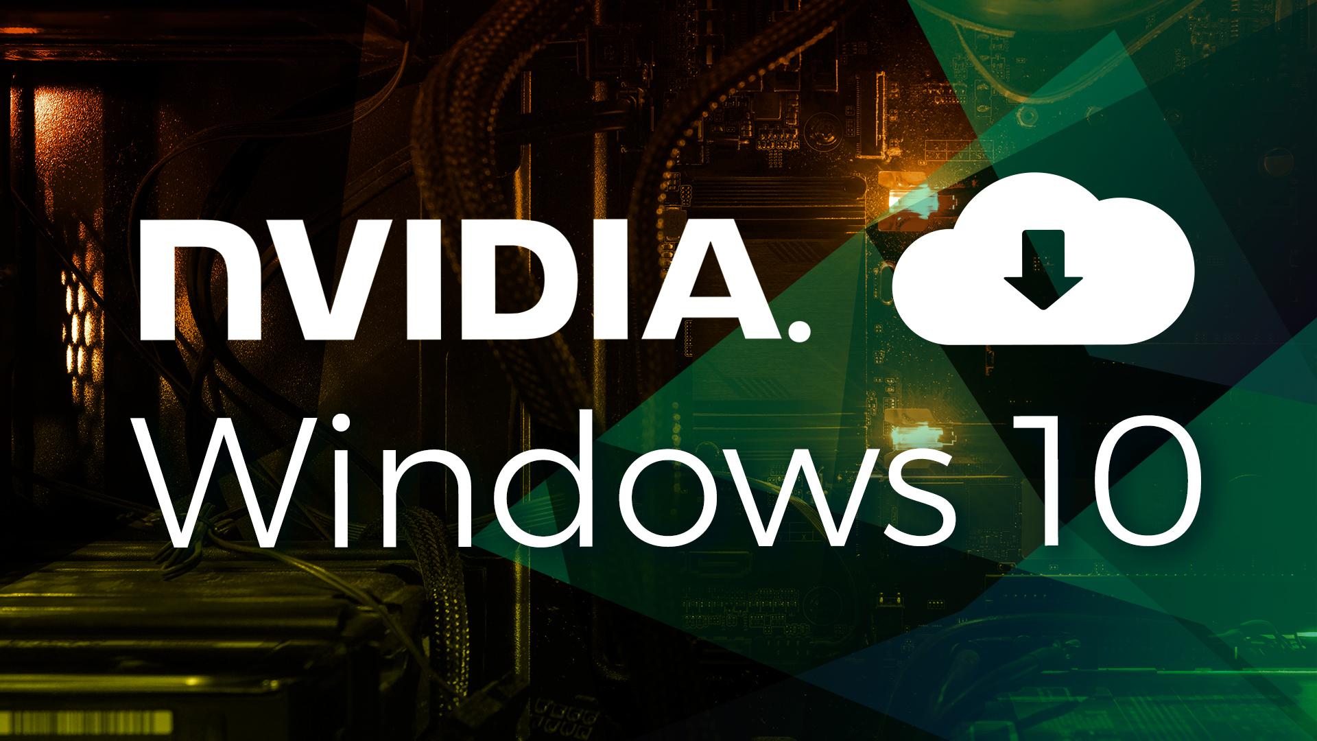 Windows 10, Gaming, Nvidia, Grafikkarte, Treiber, Nvidia Geforce, Driver, Nvidia Treiber, nvidia download, Grafik-Treiber