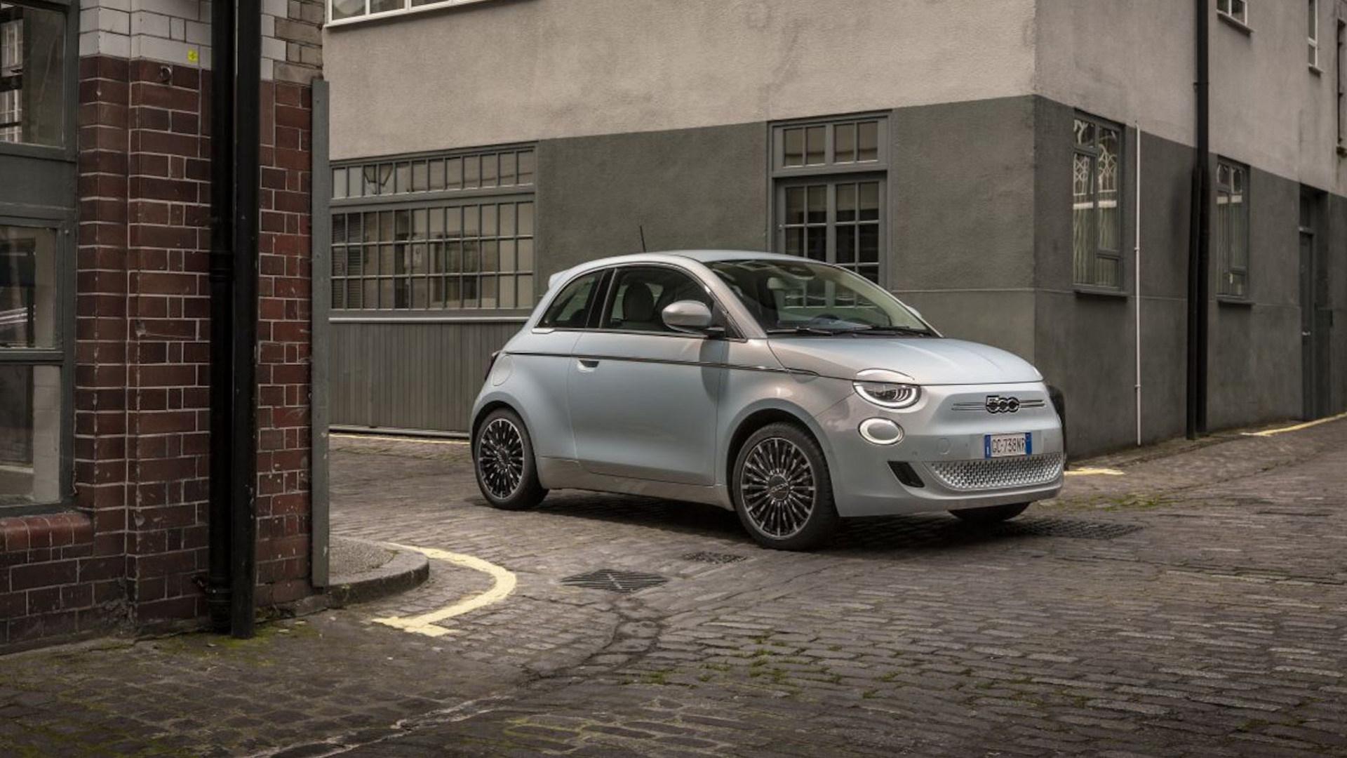 Elektroauto, E-Mobility, Fiat 500