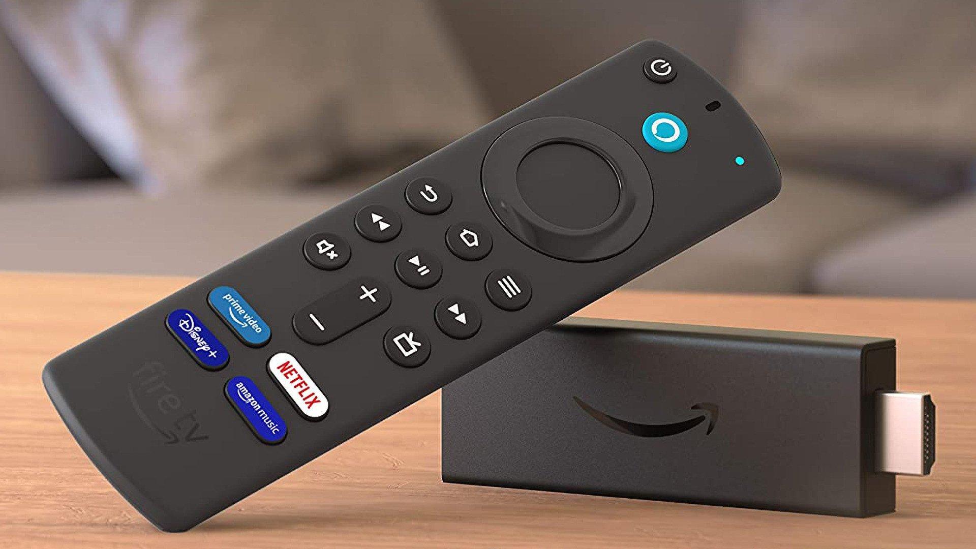 Streaming, Amazon, Alexa, Zubehör, Fernbedienung, Fire TV, Remote, Fire TV Stick 2021