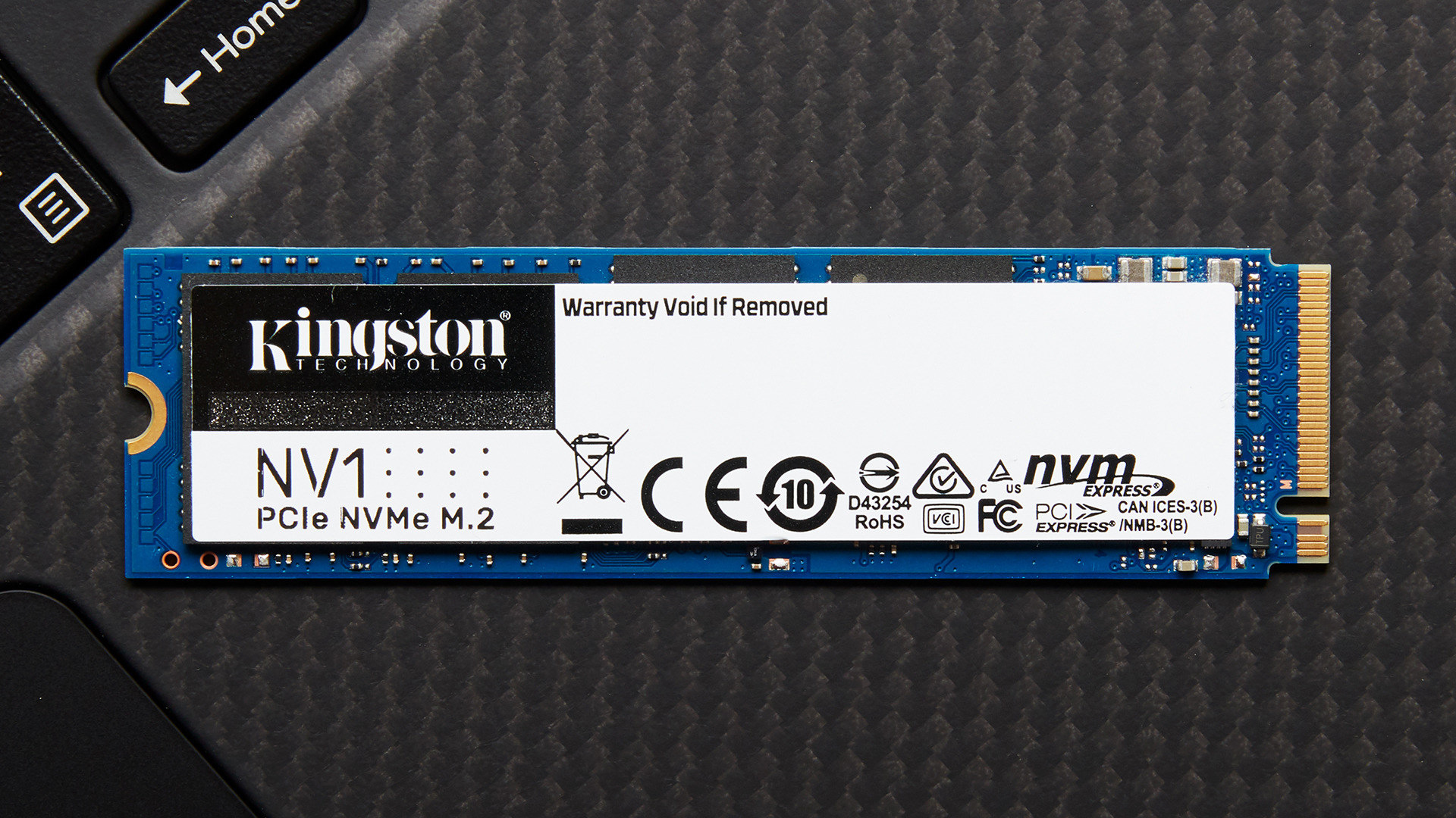 Ssd, M.2, NVMe, Kingston, Solid State Drives, PCIe 3.0 x4, Kingston NV1, NV1