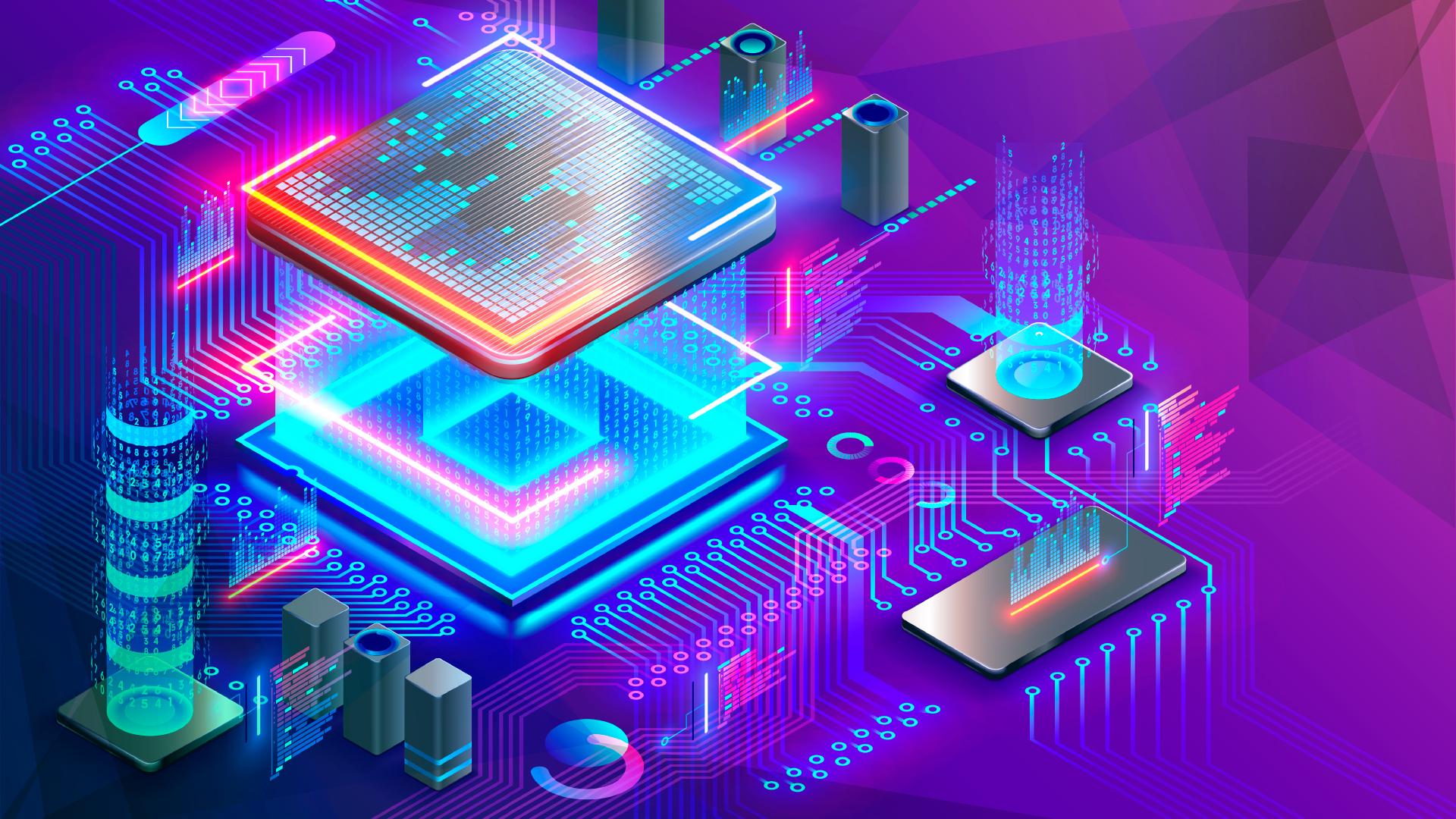 Prozessor, Cpu, Chip, SoC, Hardware, Gpu, Prozessoren, Ki, Künstliche Intelligenz, Chips, AI, Artificial Intelligence, Nanometer, System On Chip, Komponenten