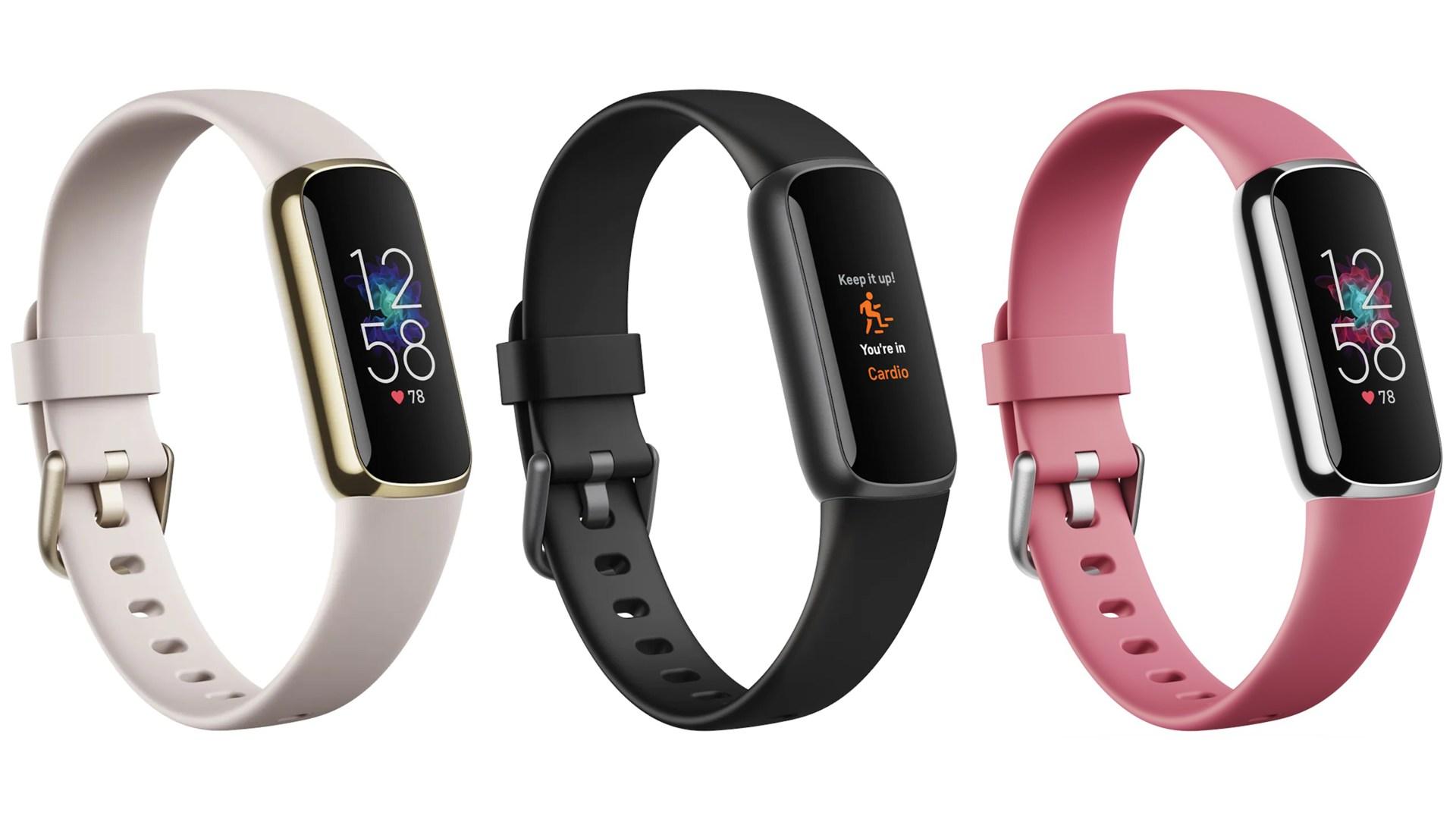 Fitbit Luxe Neuer Fitness Tracker Mit Edelstahl Gehause Vorab Zu Sehen Winfuture De
