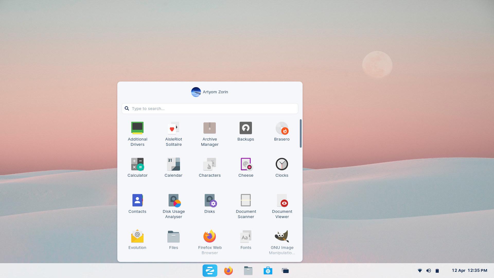 Zorin 16: Linux-Distro lässt Oberfläche wie Windows 10X aussehen