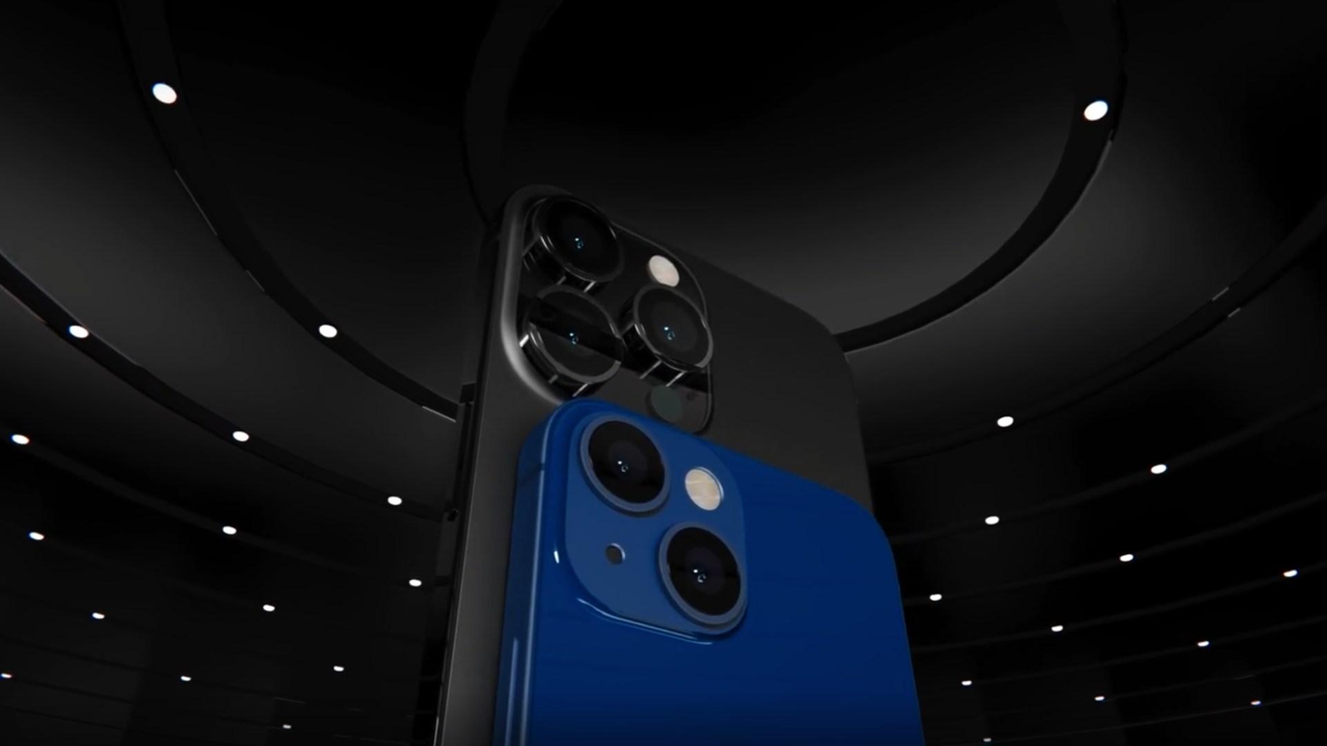 Apple, Leak, Konzept, Renderbilder, Rendering, iPhone 13, iPhone 13 Mini