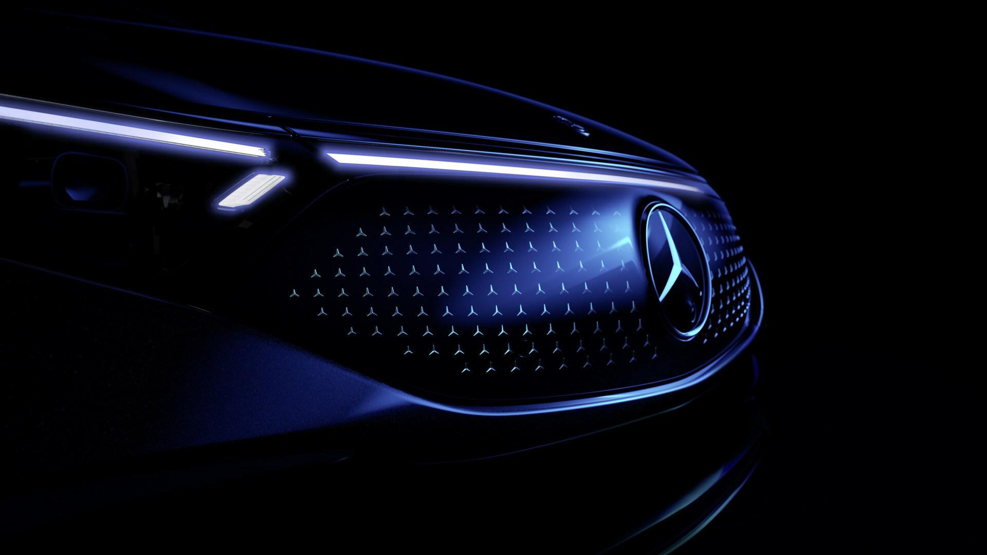 Elektroautos, Elektromobilität, Mercedes Benz, Daimler, Mercedes, EQS