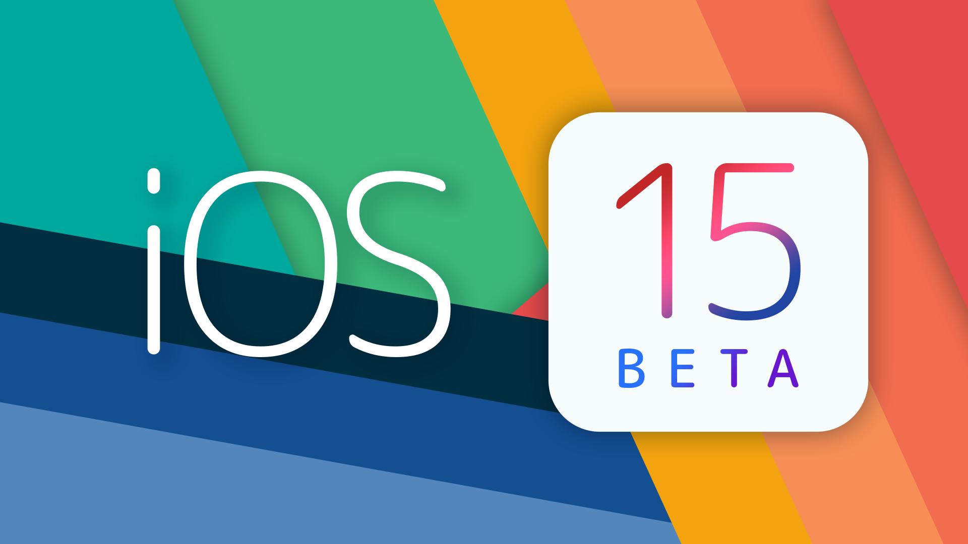 Betriebssystem, Apple, iOS, Beta, iPadOS, Apple iOS, Apple iPadOS, iOS Update, iOS 15, 15, iOS 15 Beta