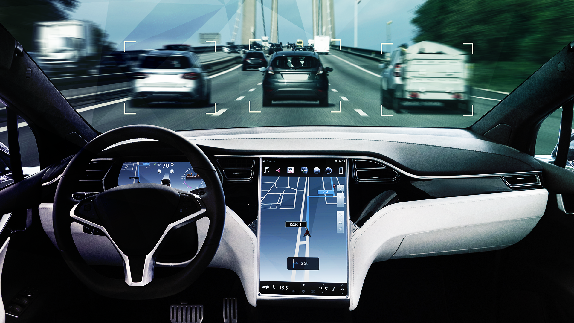 Auto, Elektroautos, tesla, Tesla Motors, Elektroauto, E-Auto, Selbstfahrendes Auto, Autonomes Auto, Selbstfahrend, Verkehr, Autopilot, Model 3, autonomes Fahren, Tesla Model 3, Autobahn, Tesla Model S