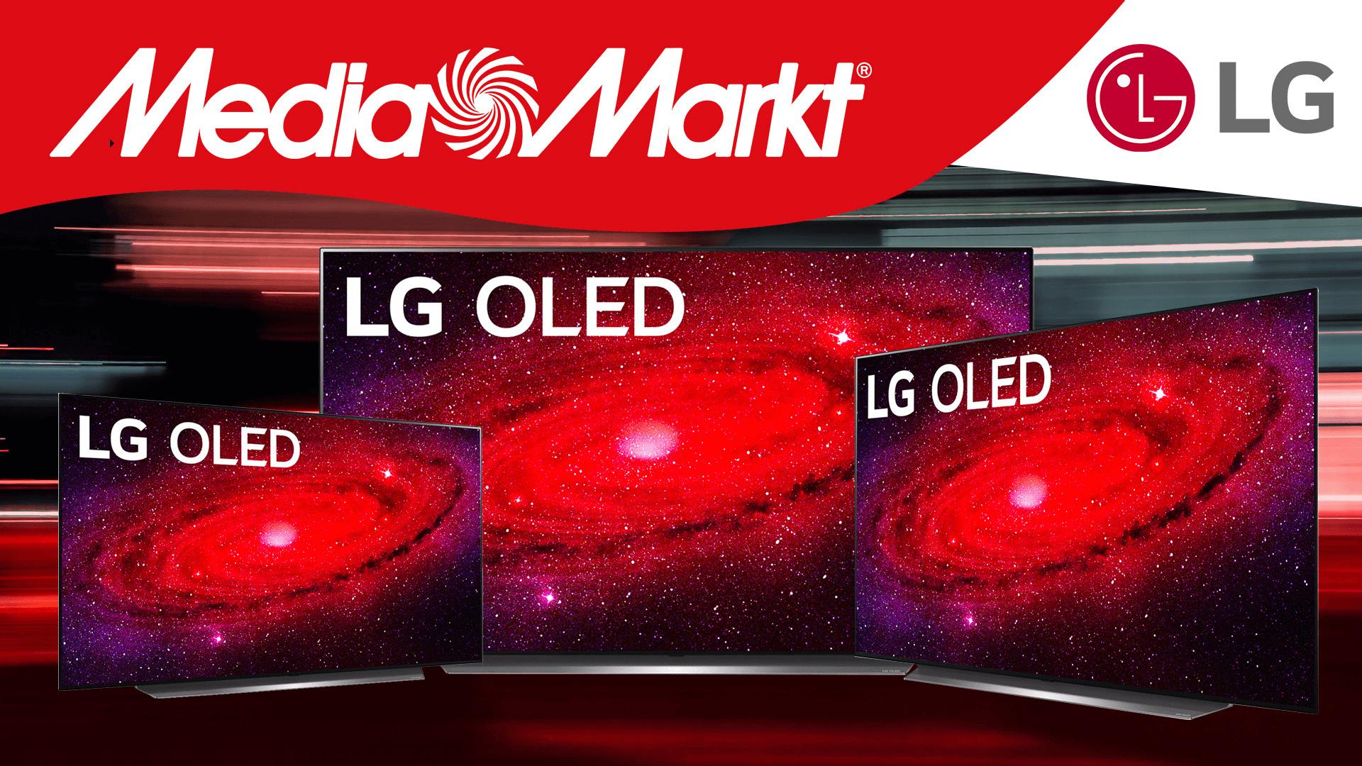 Tv, LG, Fernseher, Media Markt, Mediamarkt, LG OLED