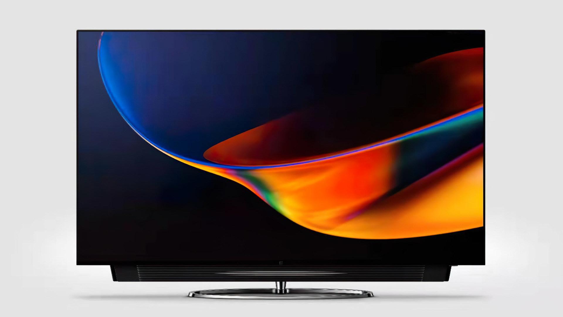 Tv, Fernseher, Android TV, QLED, OnePlus TV, OnePlus TV Q1 Pro, OnePlus TV Q1
