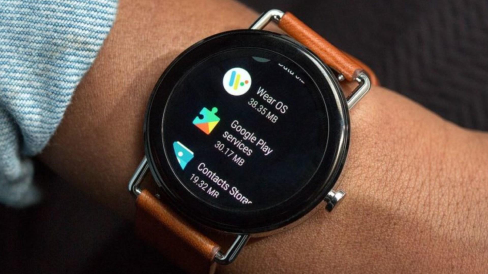 smartwatch, Google Wear OS, Google Watch