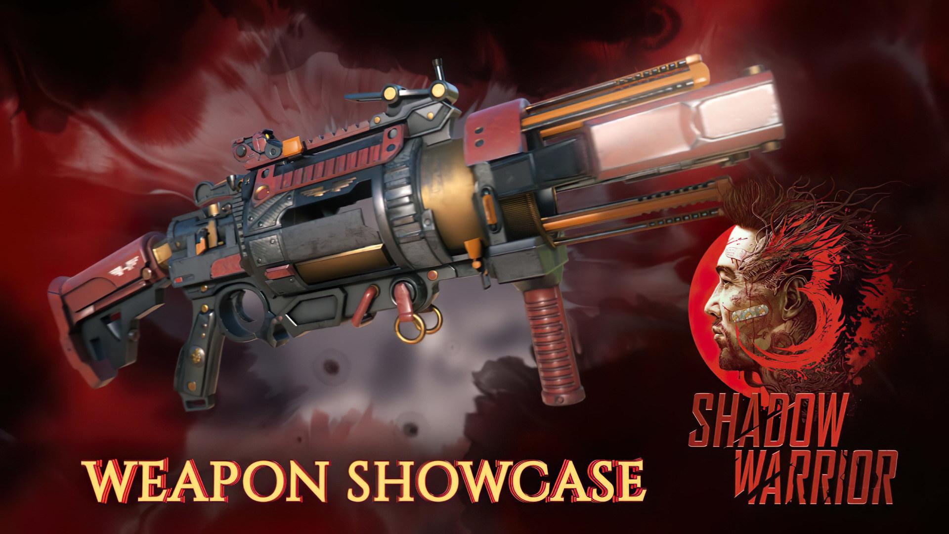 Trailer, Ego-Shooter, Shooter, Devolver Digital, Shadow Warrior, Shadow Warrior 3, Devolver, Flying Wild Hog