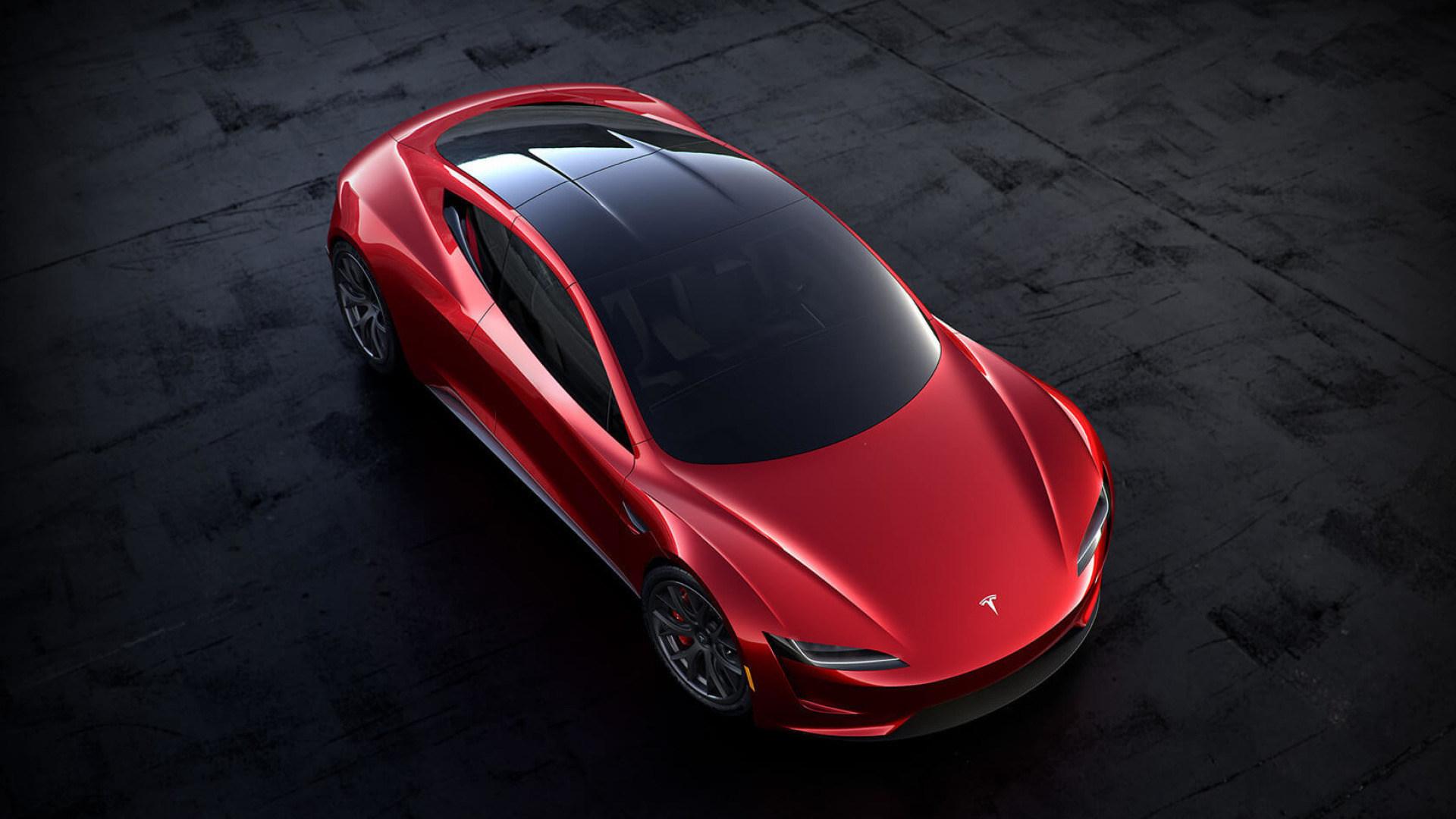 tesla, Tesla Roadster, Supersportwagen