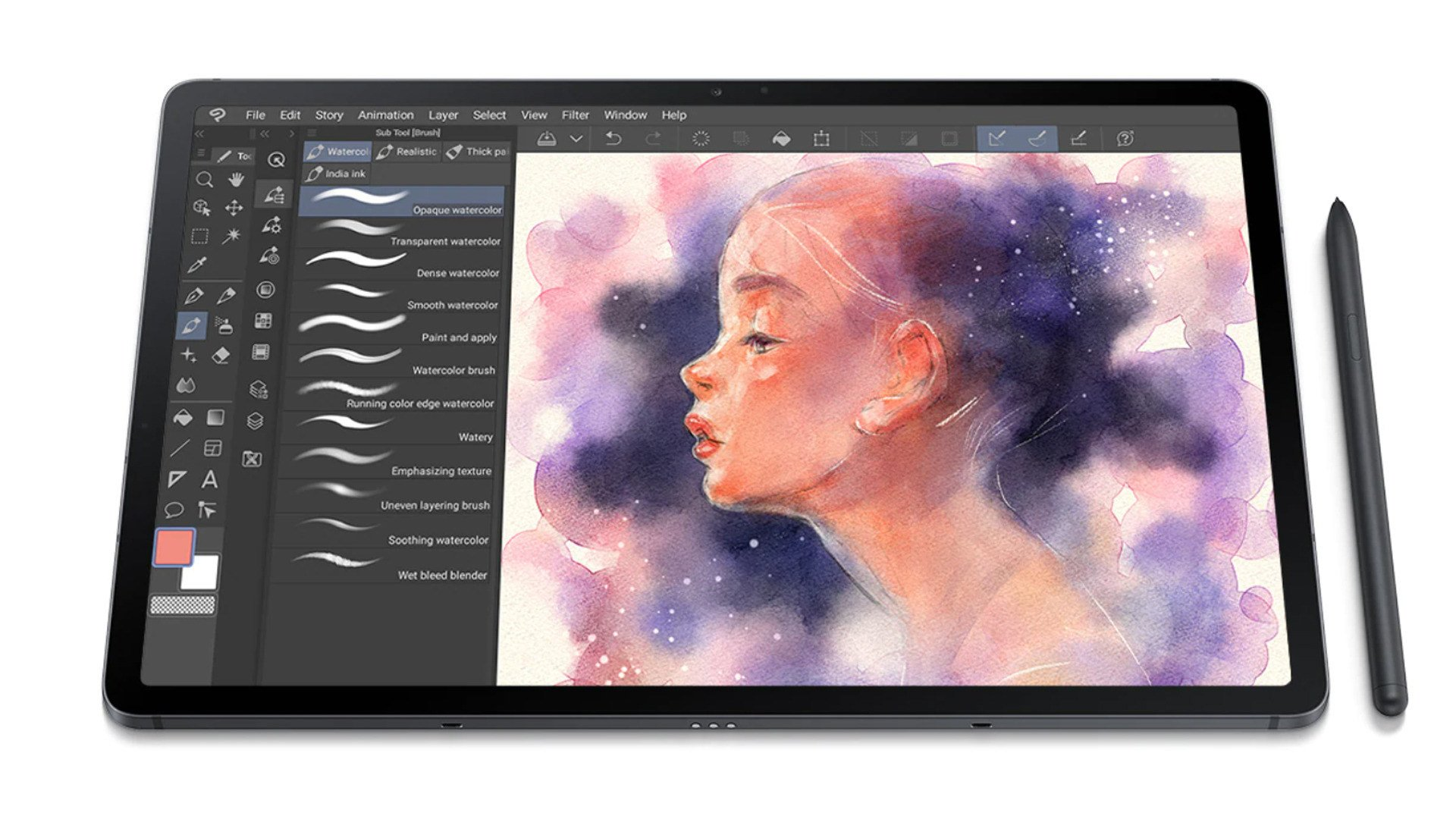 Tablet, Samsung, Galaxy, Stylus, Android 11, Stift, Galaxy Tab, S Pen, Samsung DeX, Samsung Galaxy Tab S7 FE, Samsung Galaxy Tab S7+ Lite