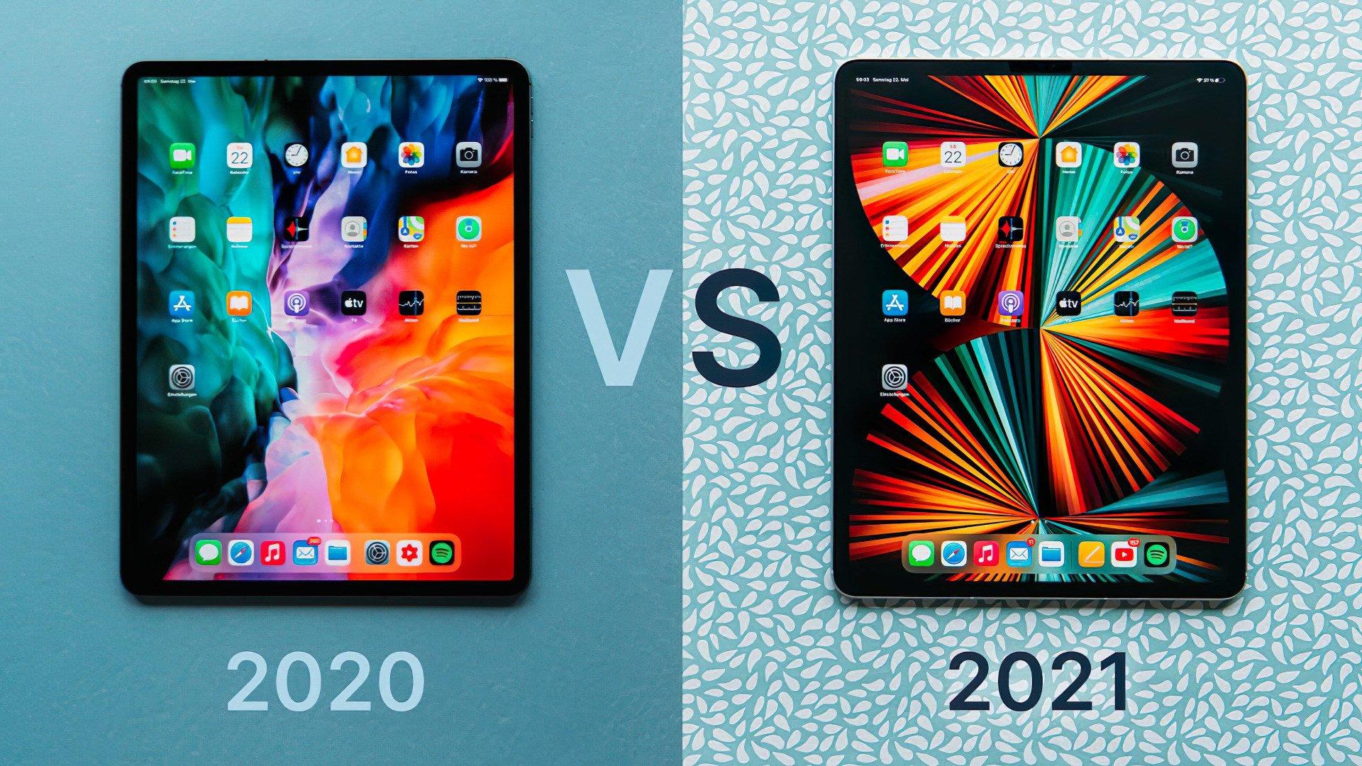 Apple, Tablet, Ipad, Apple Ipad, ipad pro, Vergleich, M1, M1 Chip, Jonas Kaniuth, TechnikFreundYT, iPad Pro 2020, Apple iPad Pro 2020, iPad Pro 2021, M1-Chip, M1 CPU, Apple iPad Pro 2021
