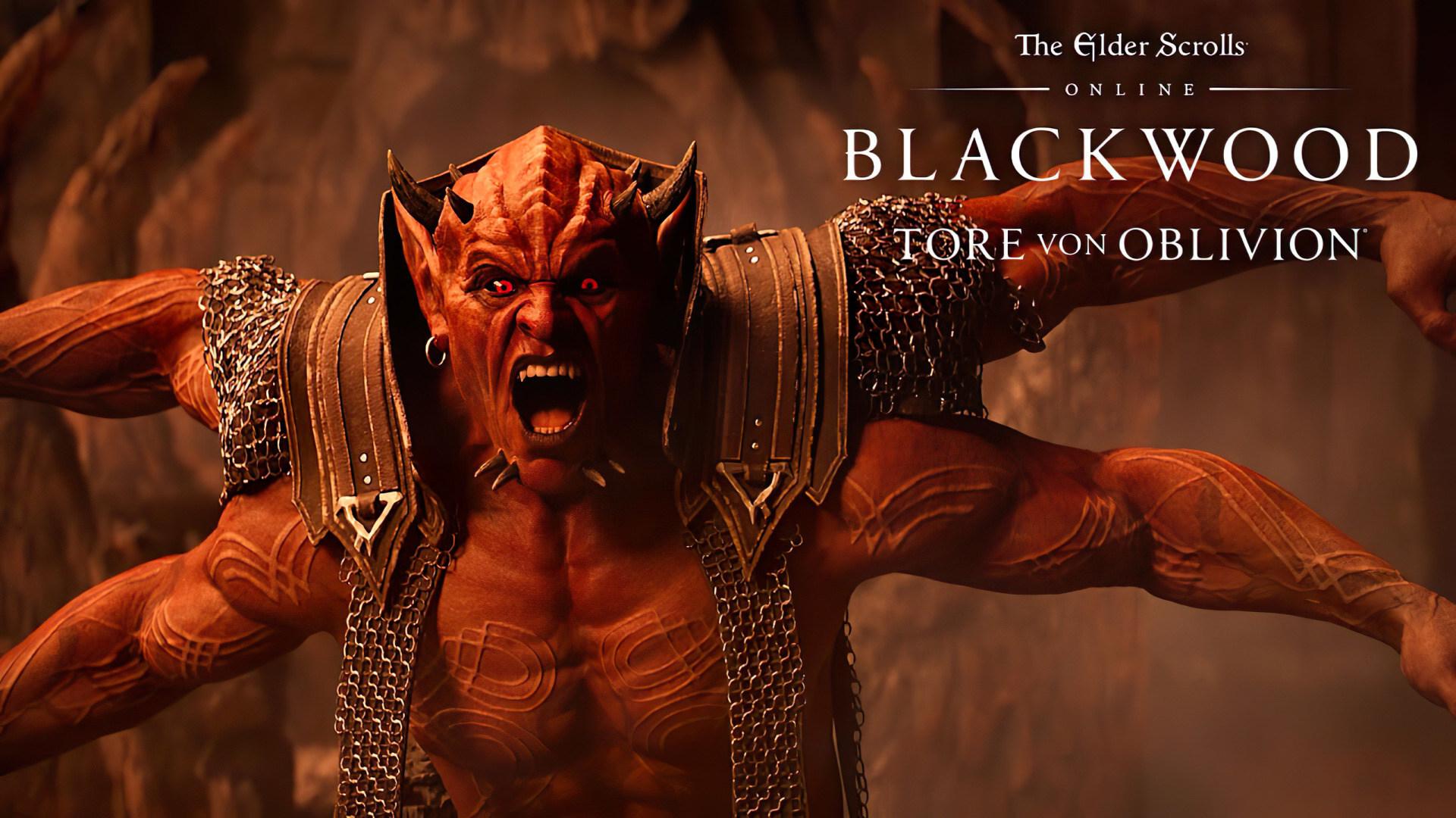 Trailer, Online-Spiele, Mmorpg, Mmo, Bethesda, Online-Rollenspiel, The Elder Scrolls Online, Bethesda Softworks, The Elder Scrolls, Teso, Blackwood, The Elder Scrolls Online: Blackwood