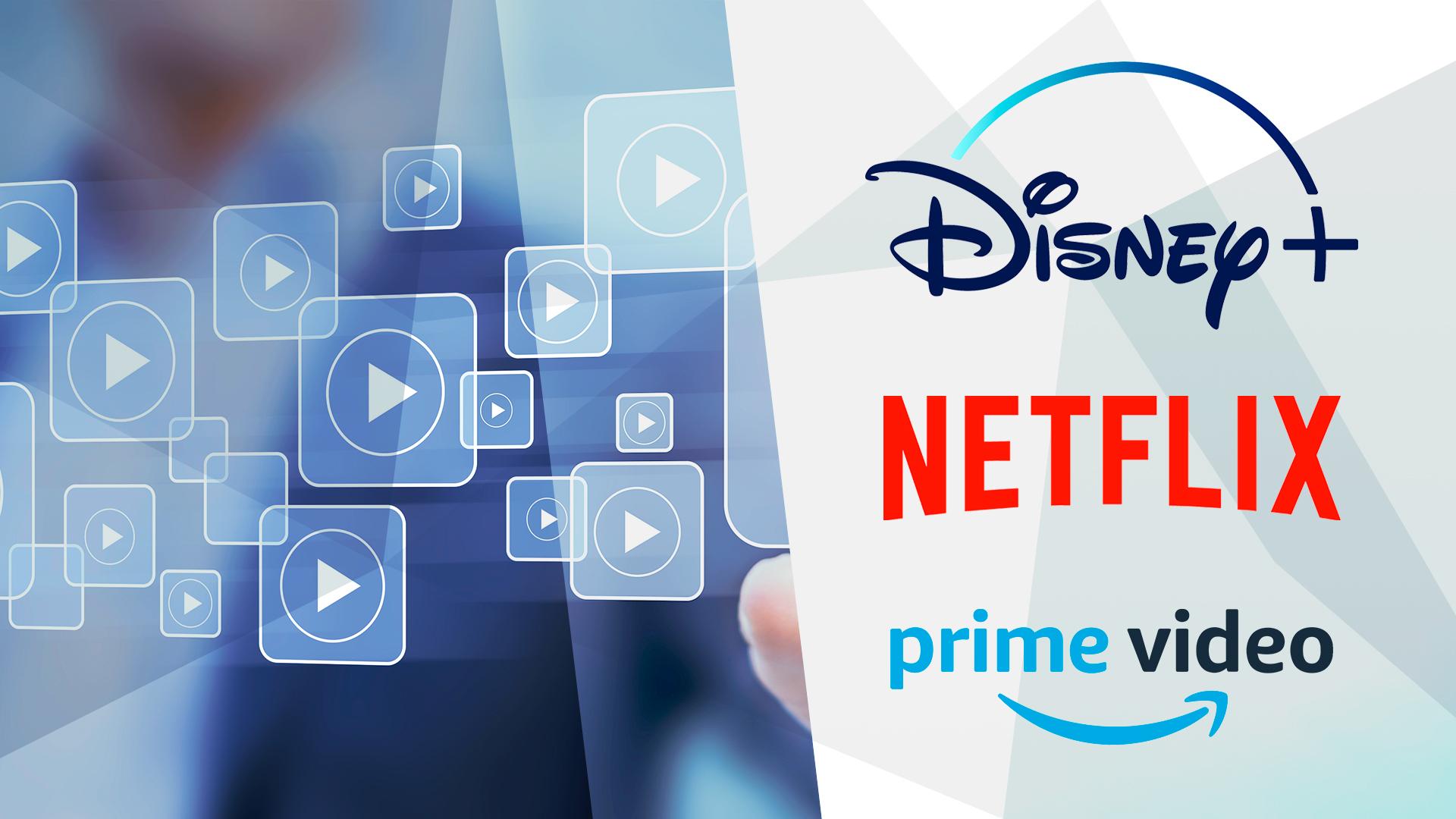 Disney+, Netflix & Prime Video: Alle neuen Serien und Filme der Woche