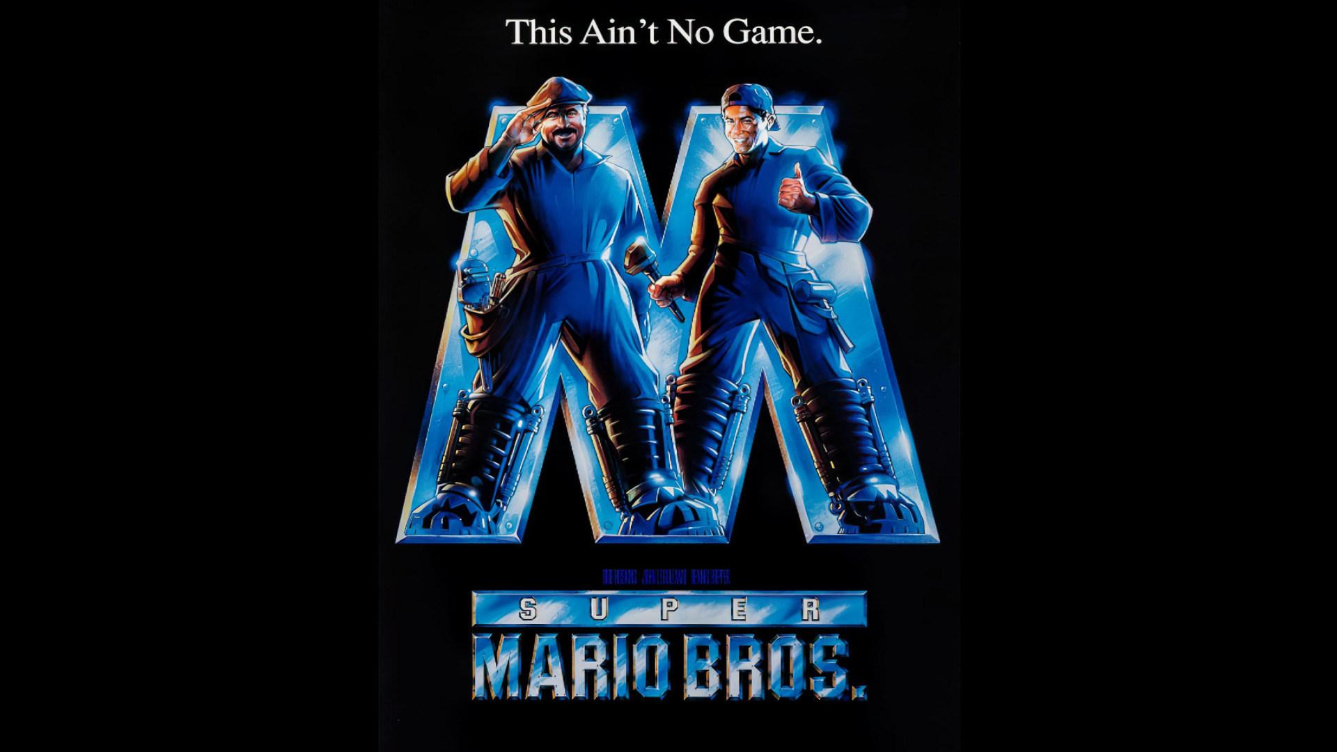 Film, Verfilmung, Super Mario Bros., Realverfilmung