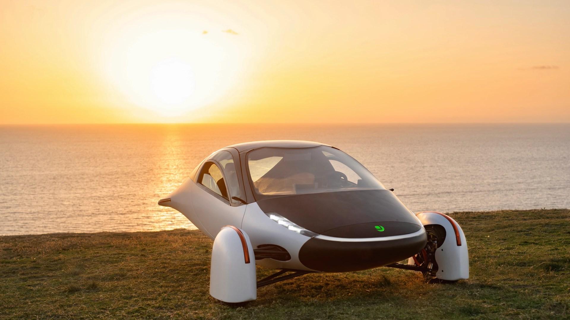 Elektroautos, Elektromobilität, Aptera Sol, sEVs, sEV