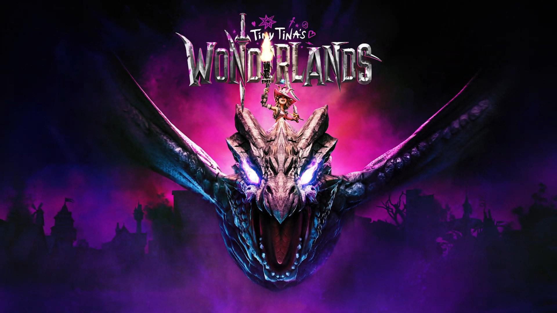 Trailer, E3, Teaser, 2K Games, Gearbox, Borderlands, Gearbox Software, E3 2021, Tiny Tina's Wonderlands, Summer Game Fest, Summer Game Fest 2021