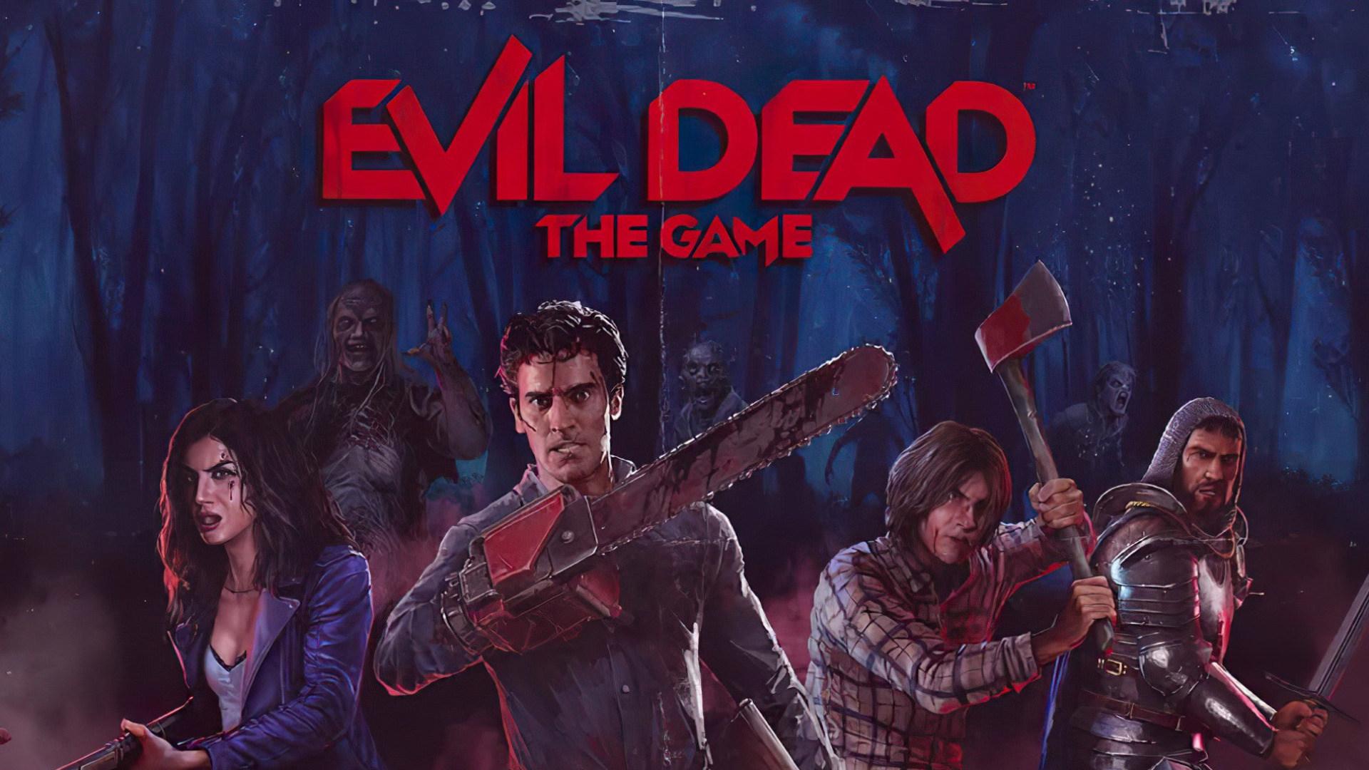 Trailer, E3, Horror, E3 2021, Saber Interactive, Evil Dead, Evil Dead: The Game, Summer Game Fest, Summer Game Fest 2021, Deadites