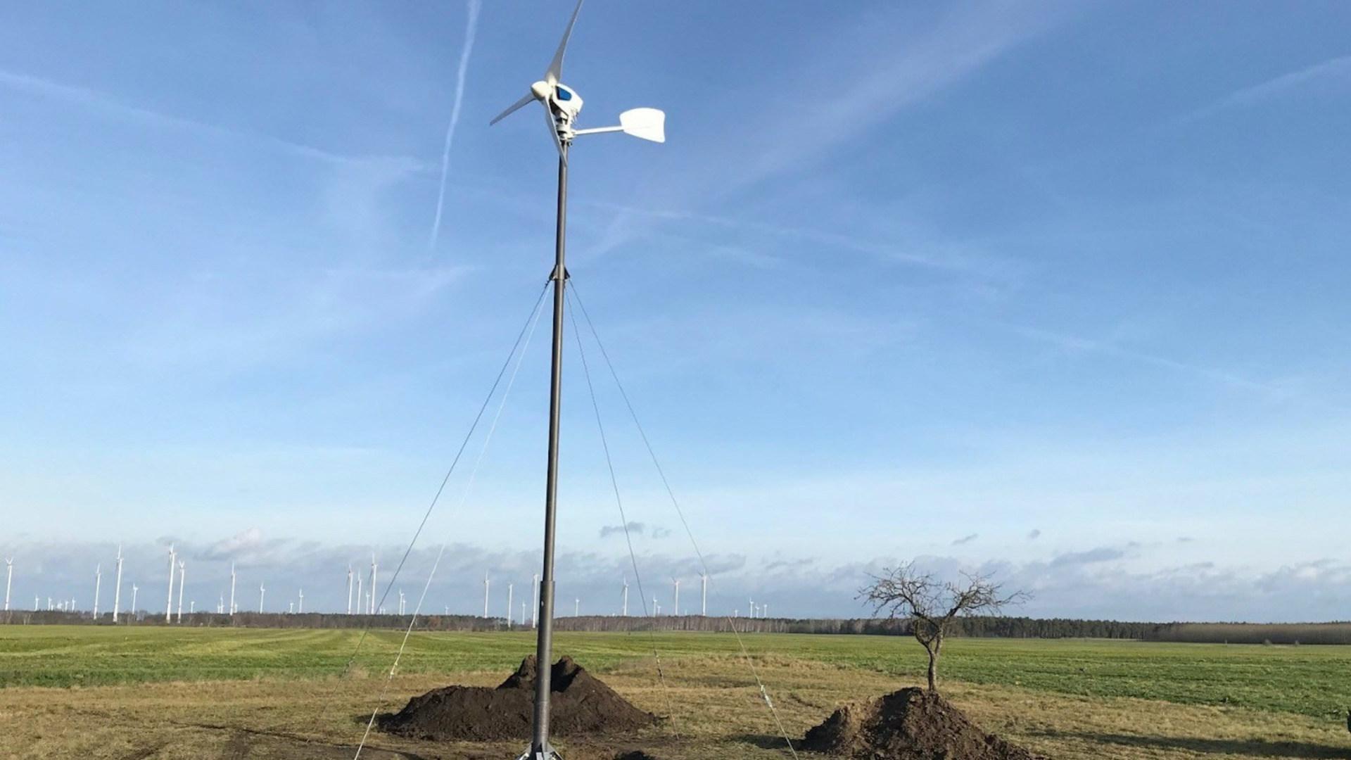 Deutsche Forscher entwickeln Wasserstoffkraftwerk für den Garten