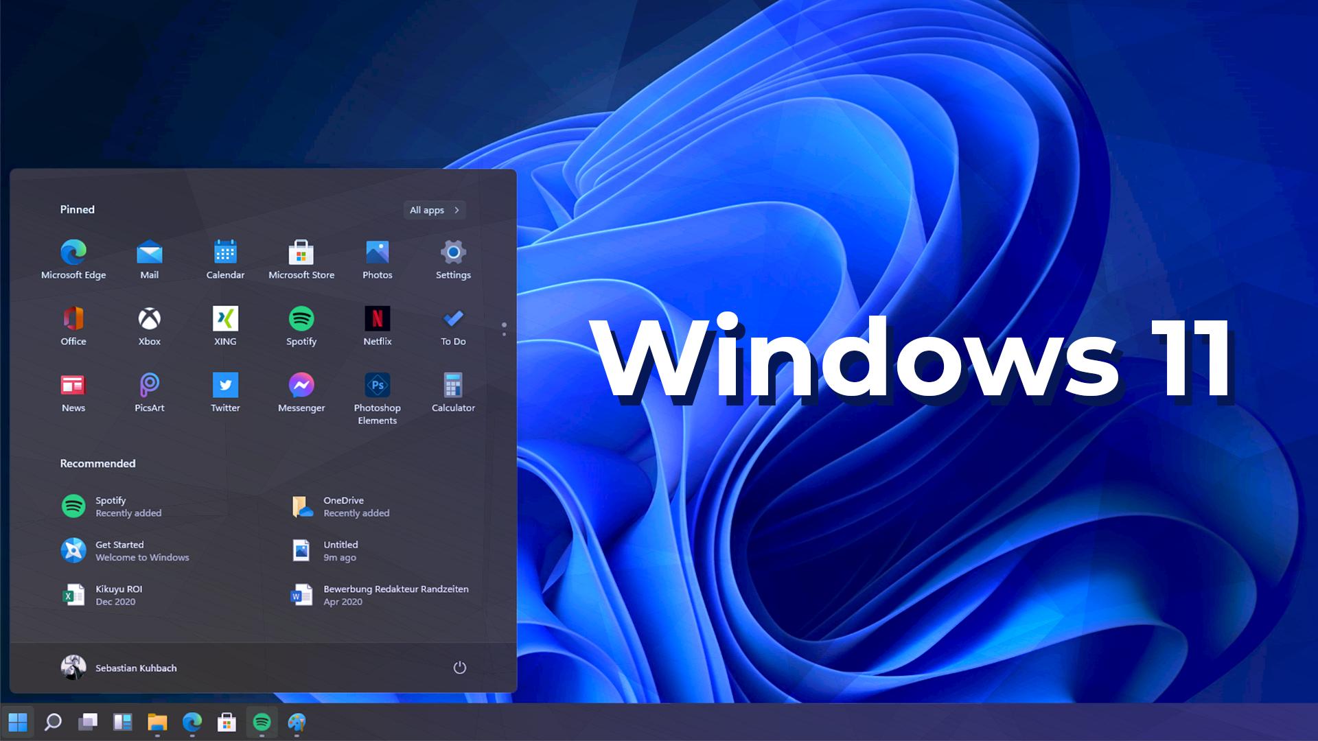 Erster Einblick: Microsoft zeigt neues Snipping Tool für Windows 11