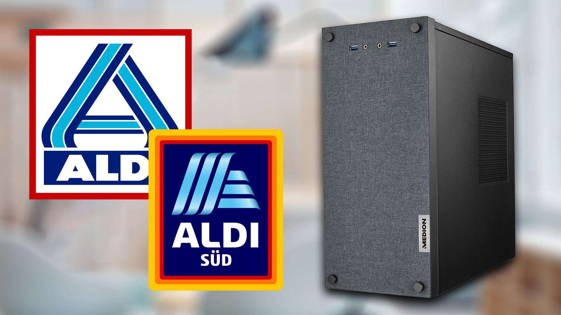Neue Aldi-PCs: Günstige Multimedia-Desktops und Laptops ab 28.10.