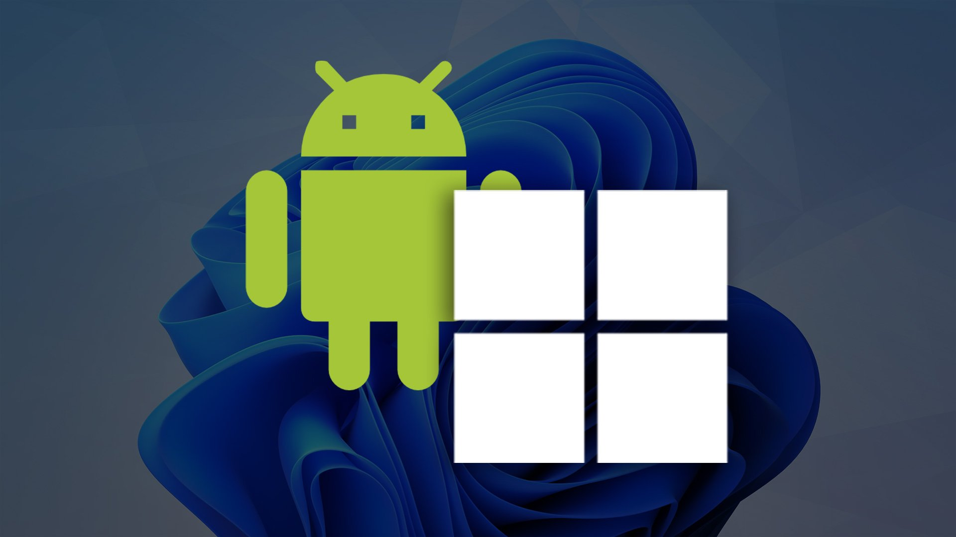 Android, App Store, Windows Store, Microsoft Store, Windows Logo, Bugdroid, Android App Store, Windows 11 App Store