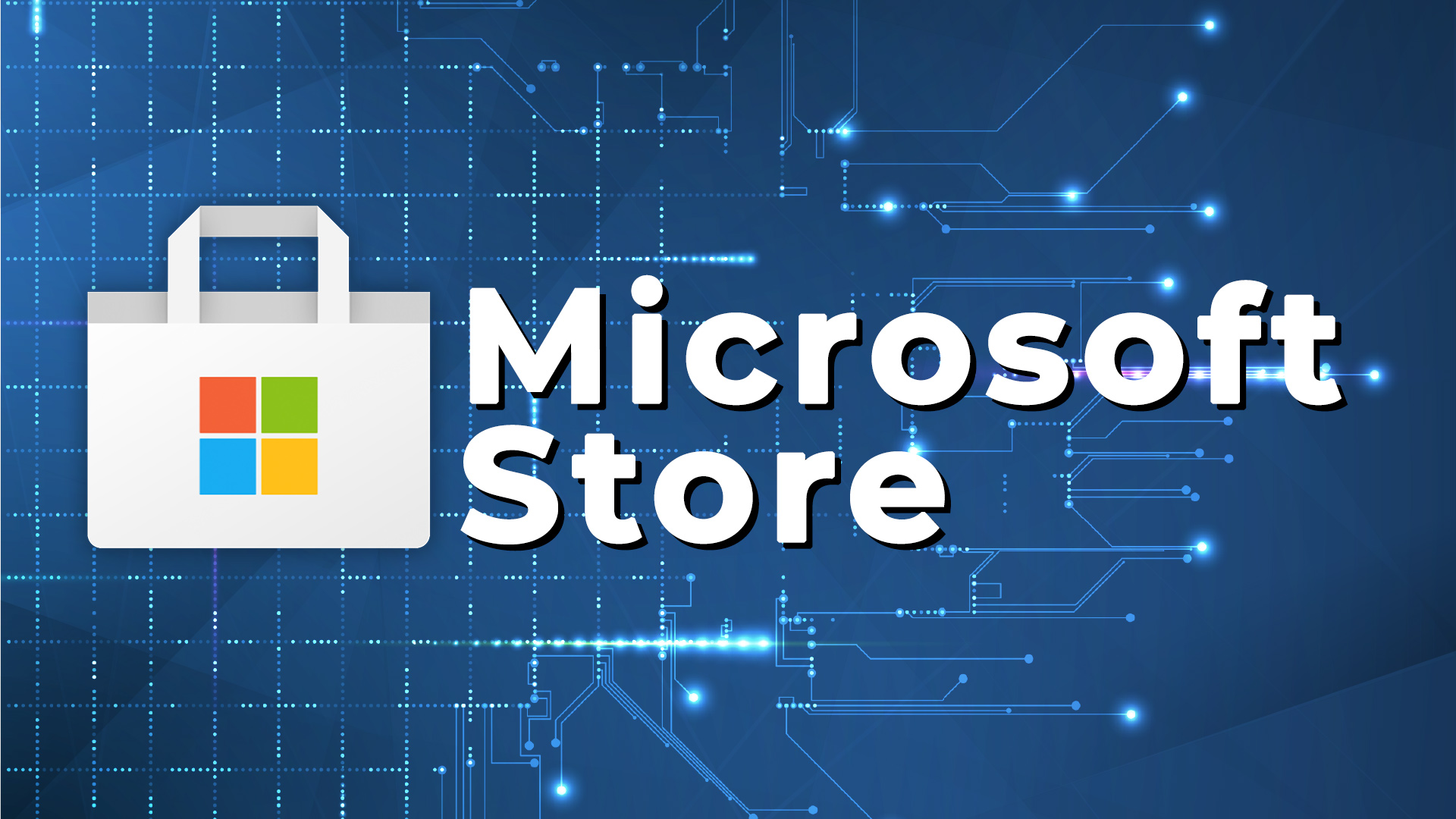 App Store, Windows Store, Microsoft Store