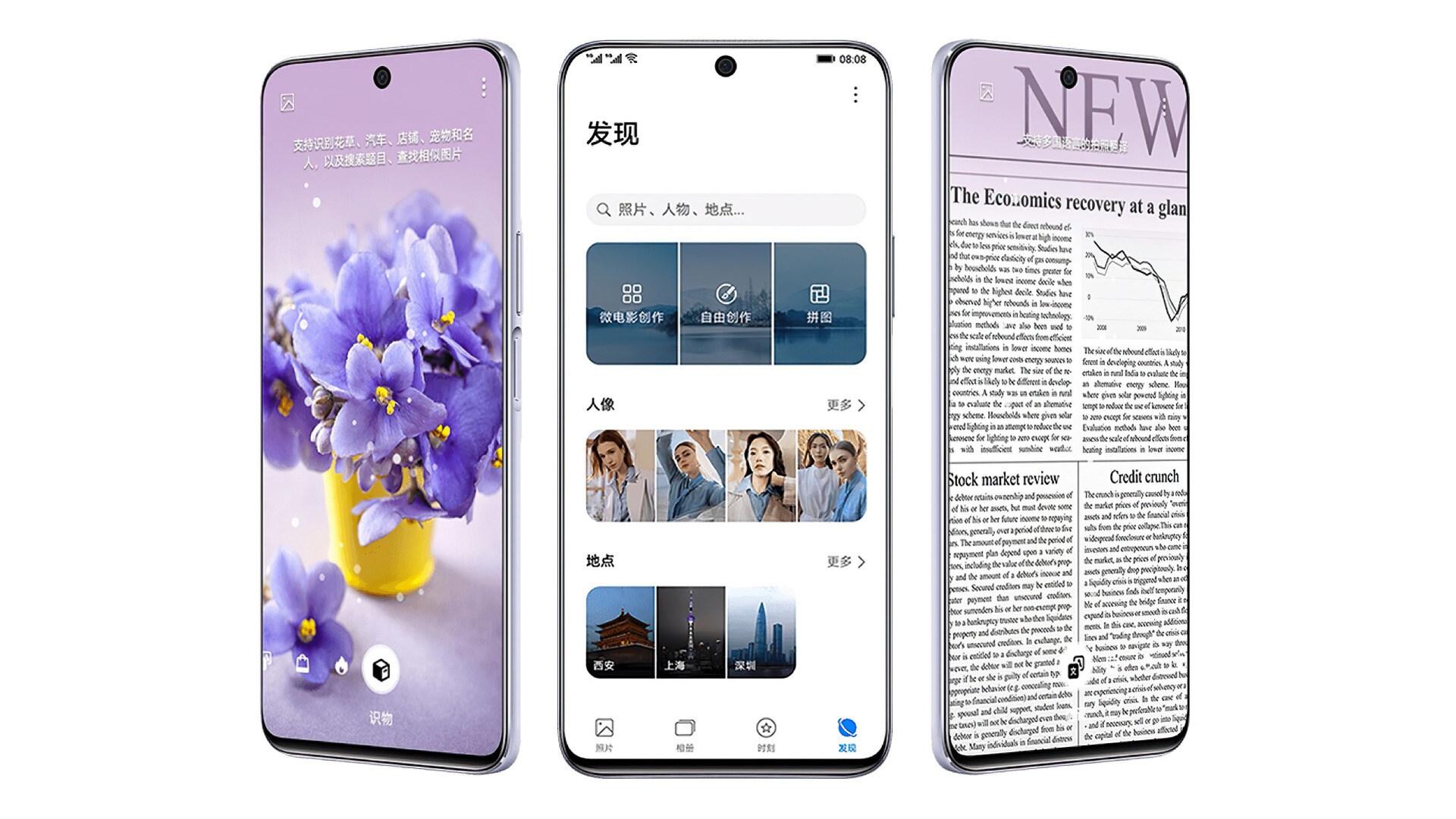 Smartphone, Huawei, Honor, Mittelklasse, Honor X20 SE 5G