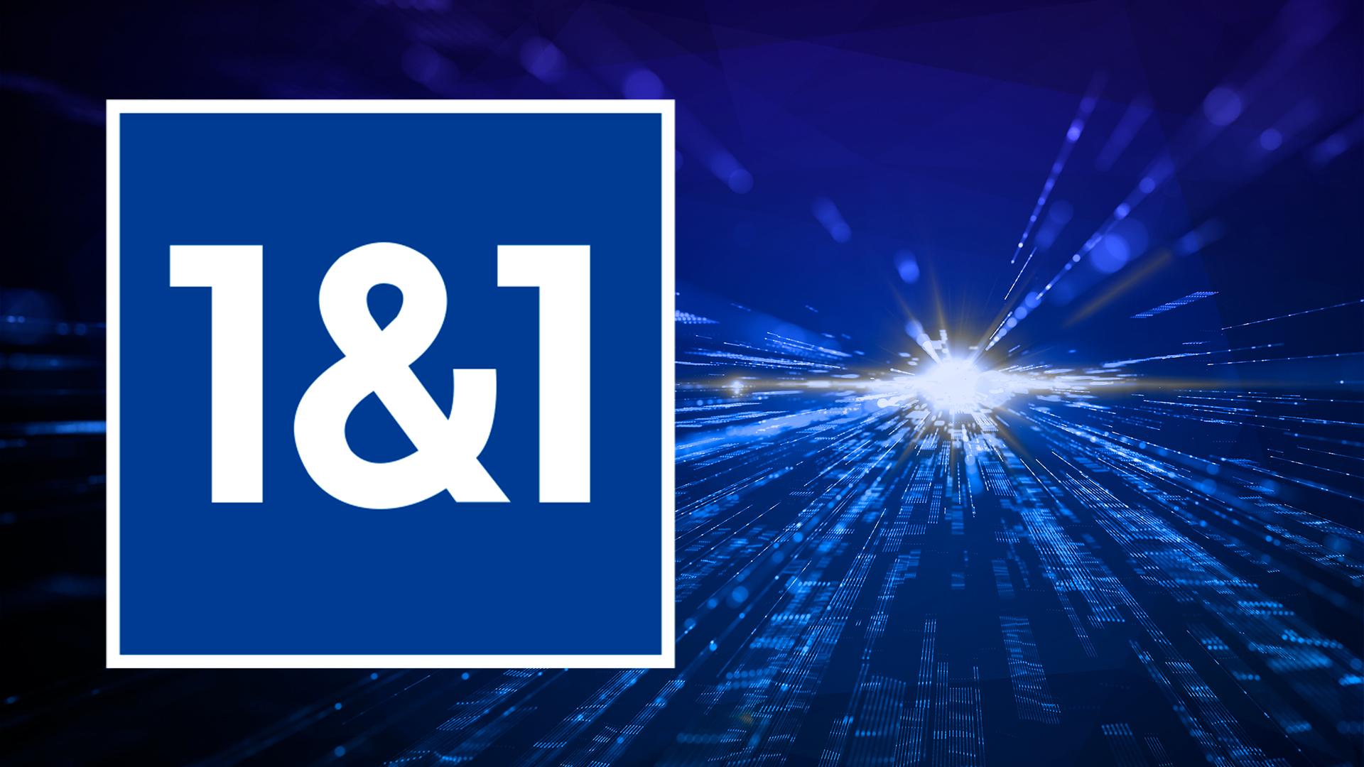 Logo, 1&1, 1und1, Eins und Eins