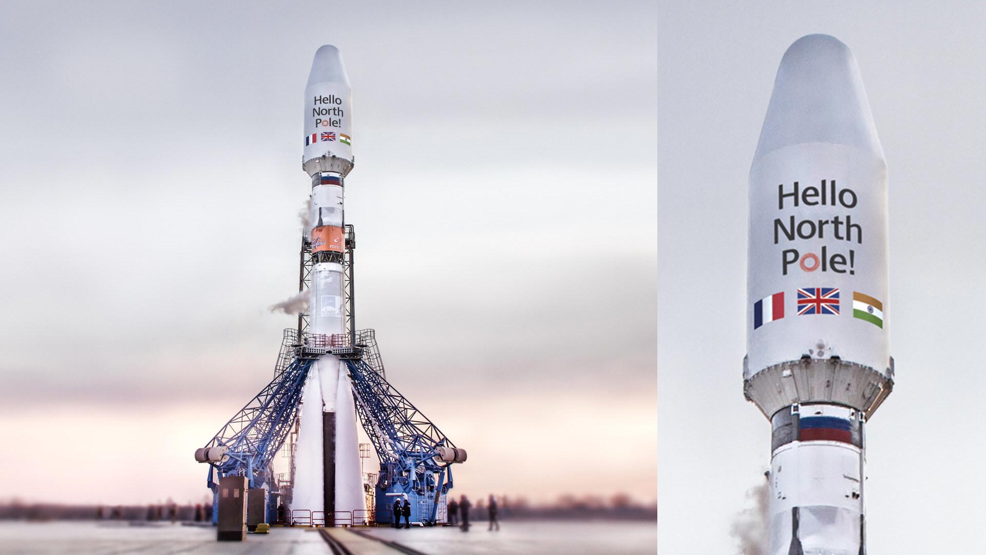 Launch, Weltraum, Satellit, Rakete, Start, OneWeb, Launch #8