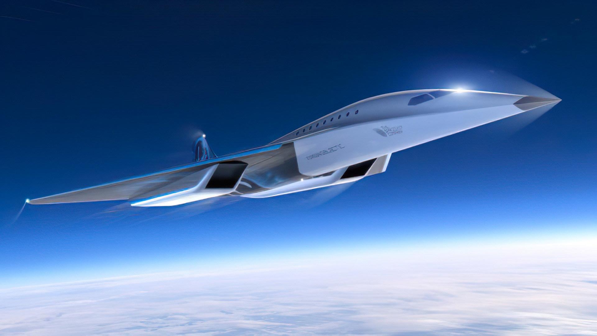 Weltraum, Raumfahrt, Virgin Galactic, Virgin, Testflug