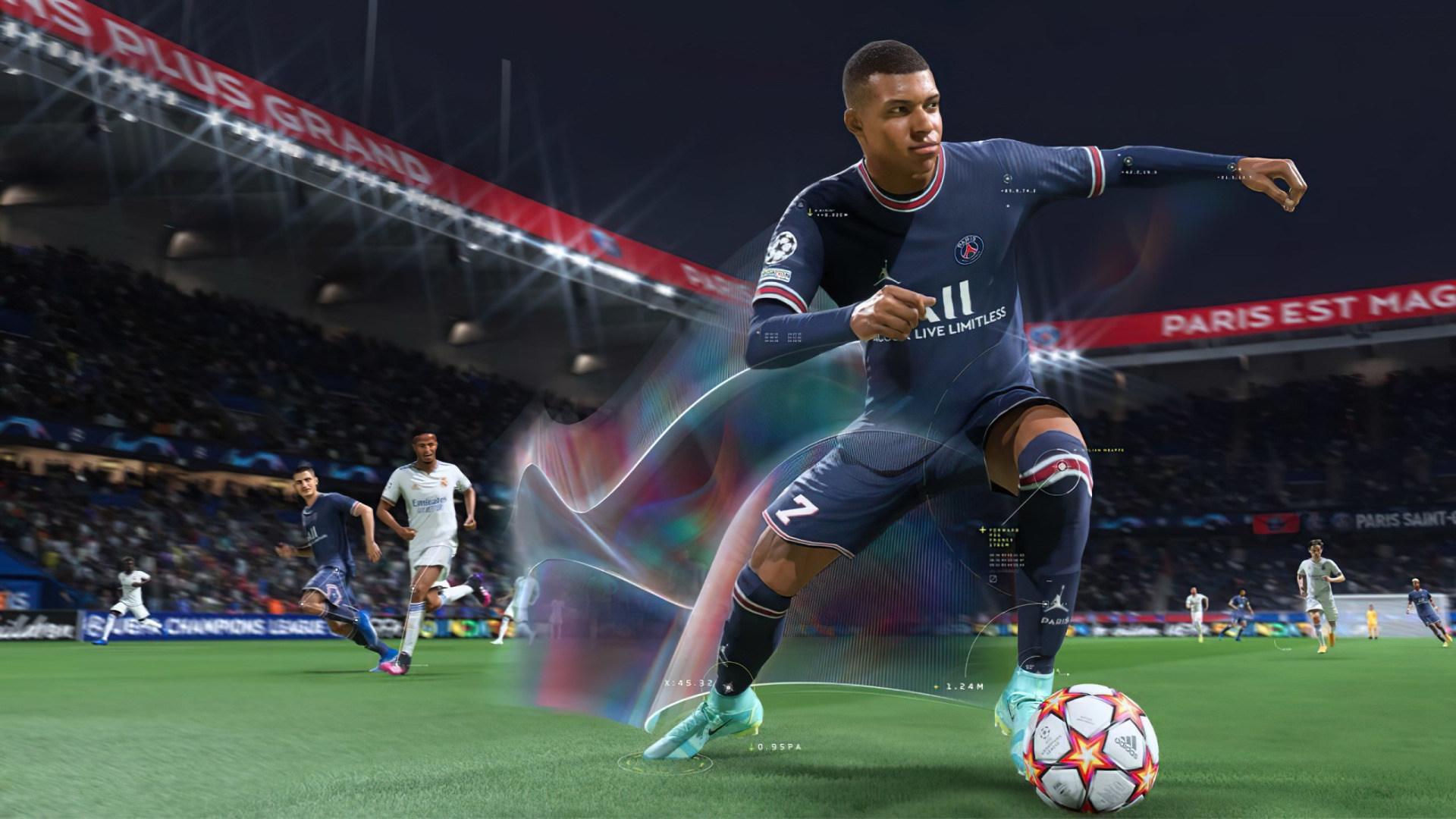 Electronic Arts, Ea, Fifa, Fifa 22