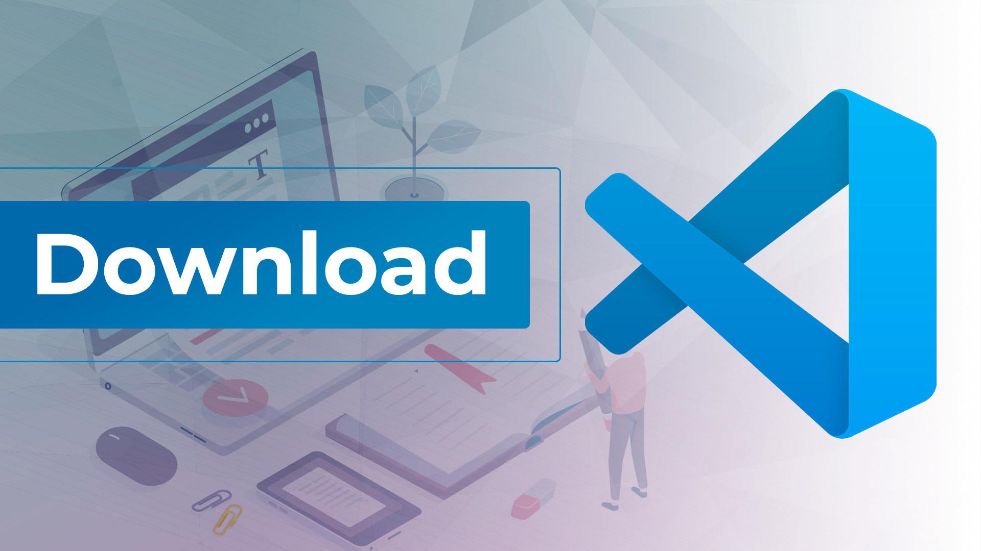 Download, Entwicklung, Programmierung, Visual Studio Code