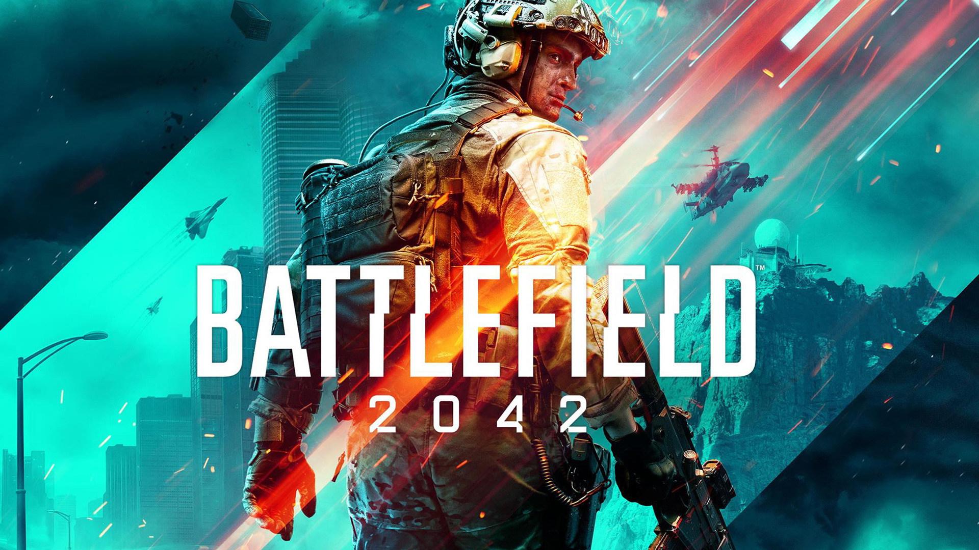 Trailer, Logo, Battlefield, Battlefield 2042
