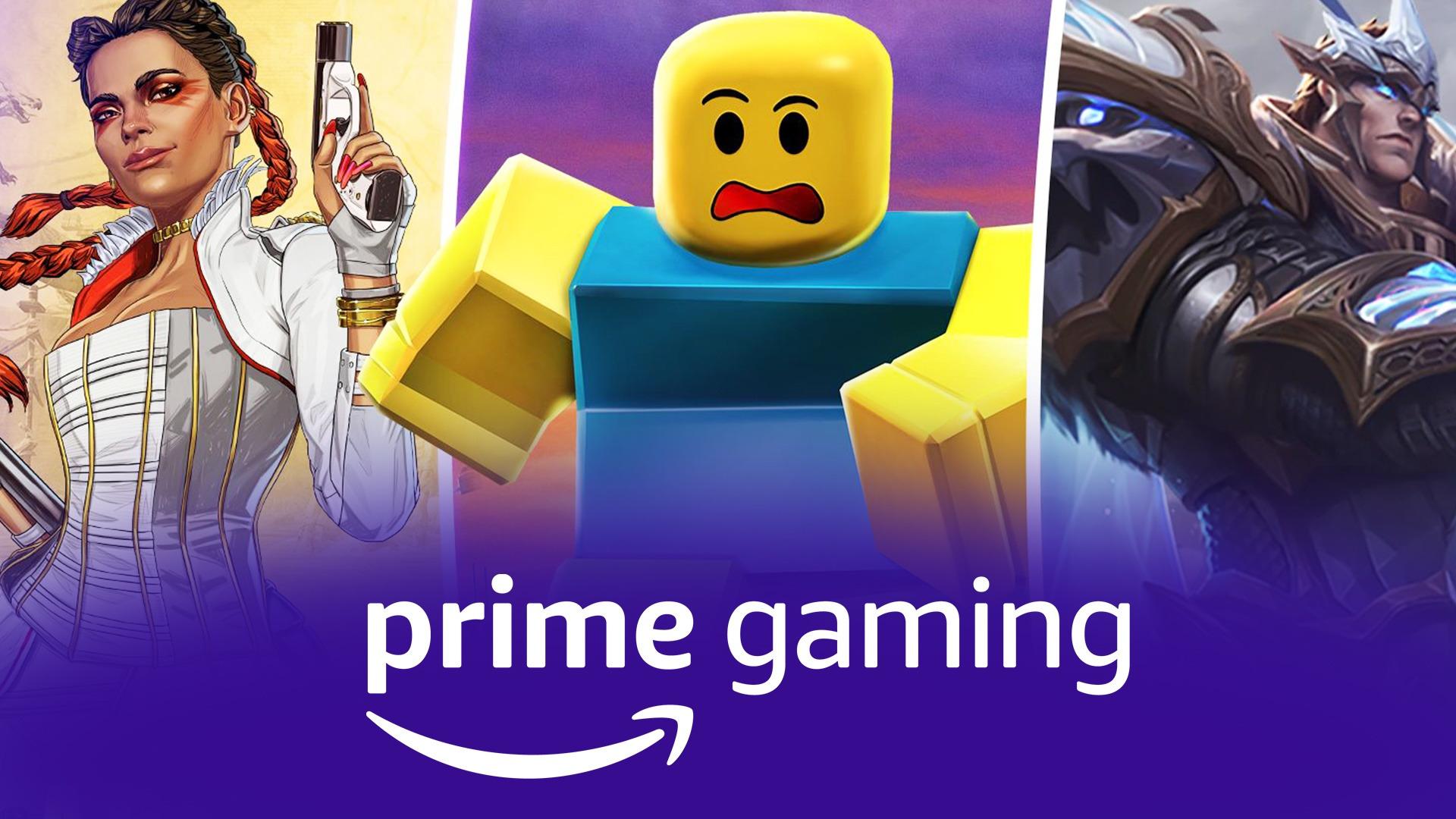 Gaming, Spiele, Amazon, Logo, Games, Prime Gaming