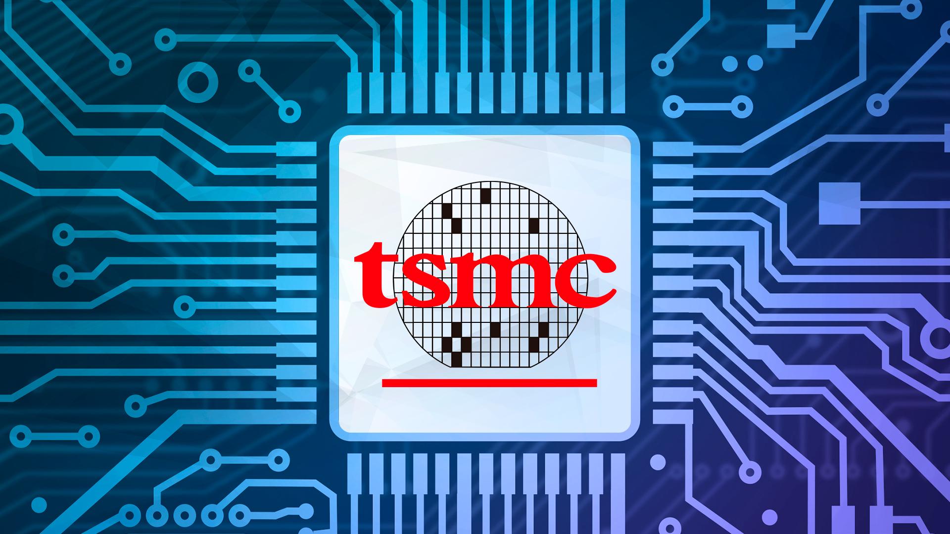 Logo, Chip, Tsmc, Taiwan Semiconductor Manufacturing Company